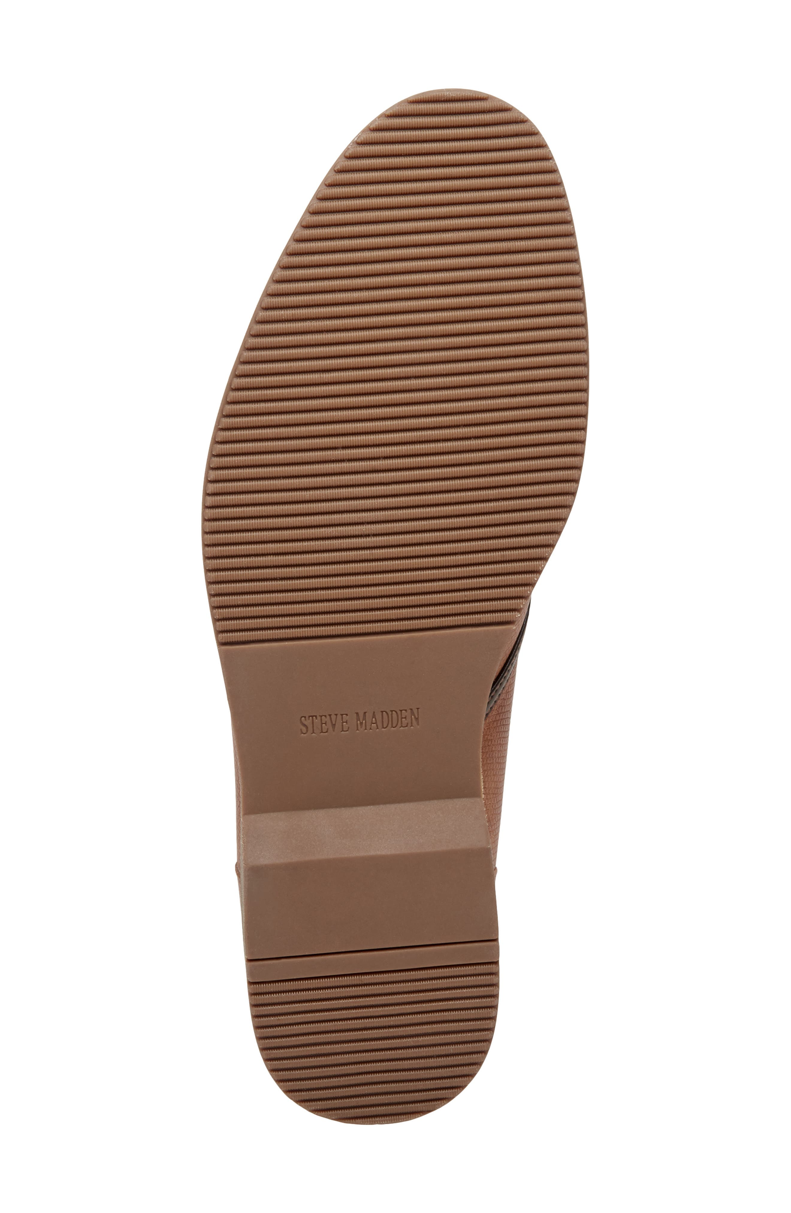Nurture Plain Toe Boot,                             Alternate thumbnail 6, color,                             TAN LEATHER