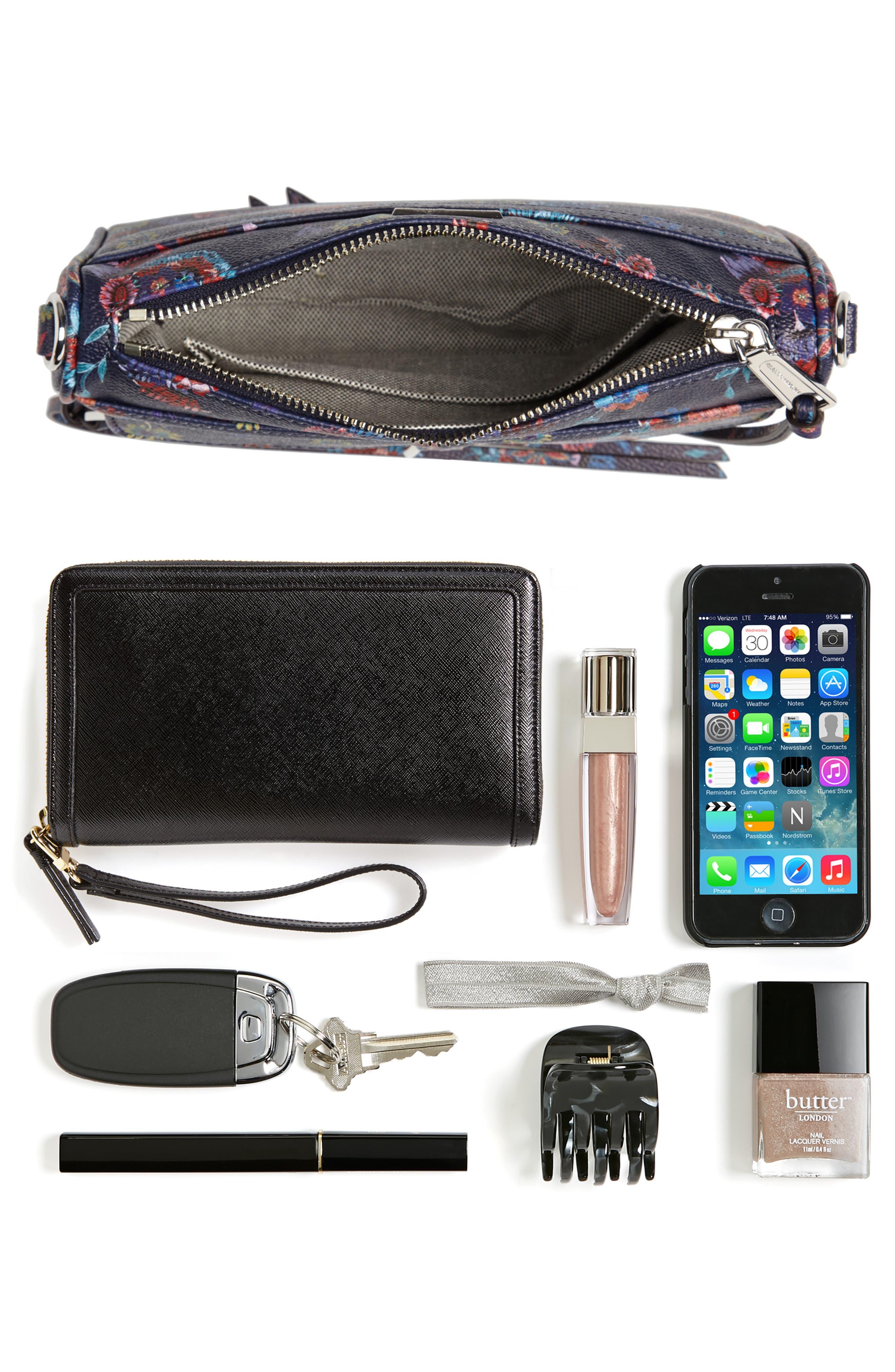 Mini MAC Convertible Crossbody Bag,                             Alternate thumbnail 13, color,