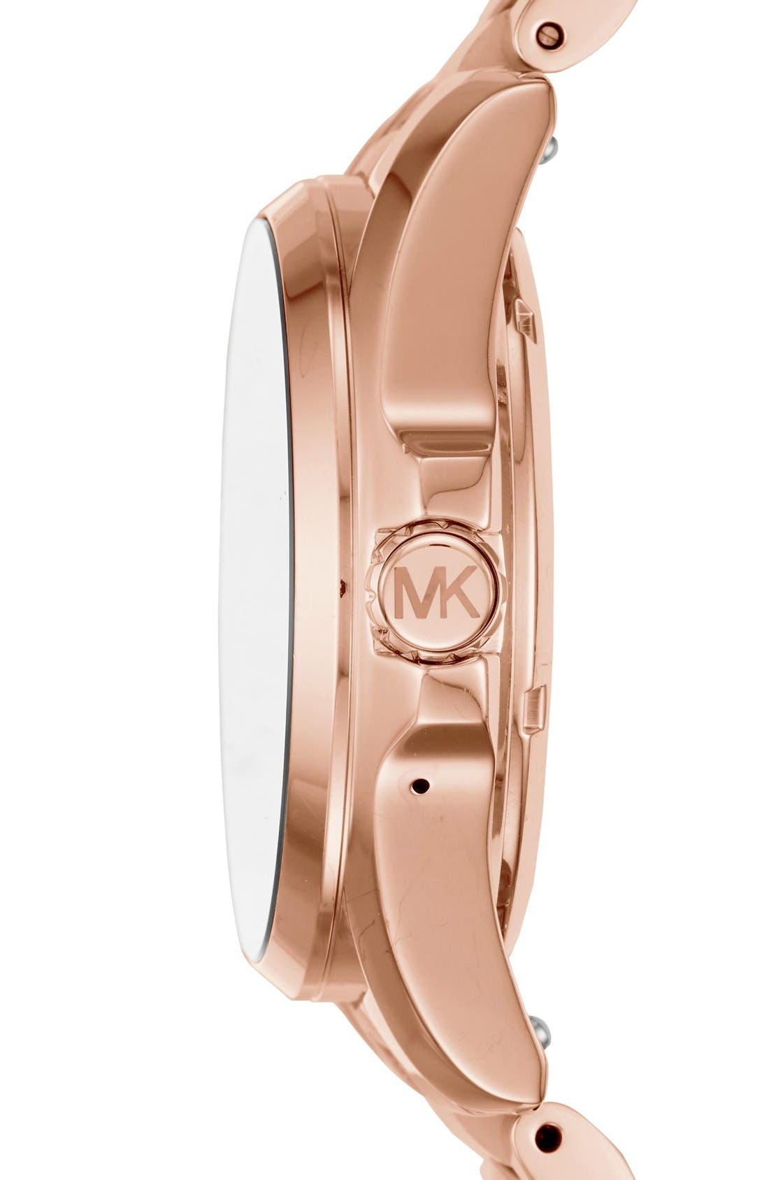 MICHAEL Michael Kors Bradshaw Access Bracelet Smart Watch, 45mm,                             Alternate thumbnail 64, color,