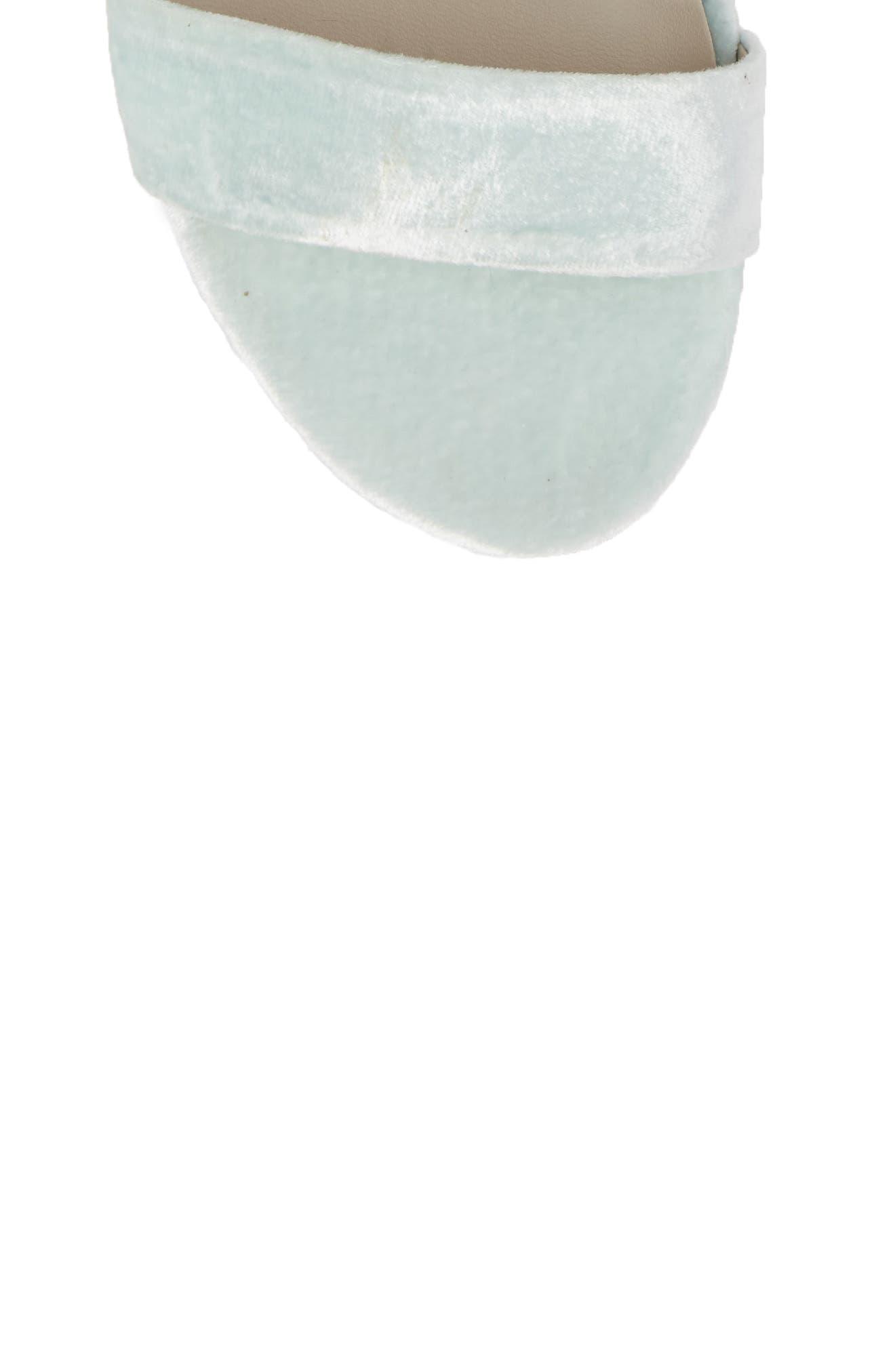 Valen Tassel Lace-Up Sandal,                             Alternate thumbnail 64, color,