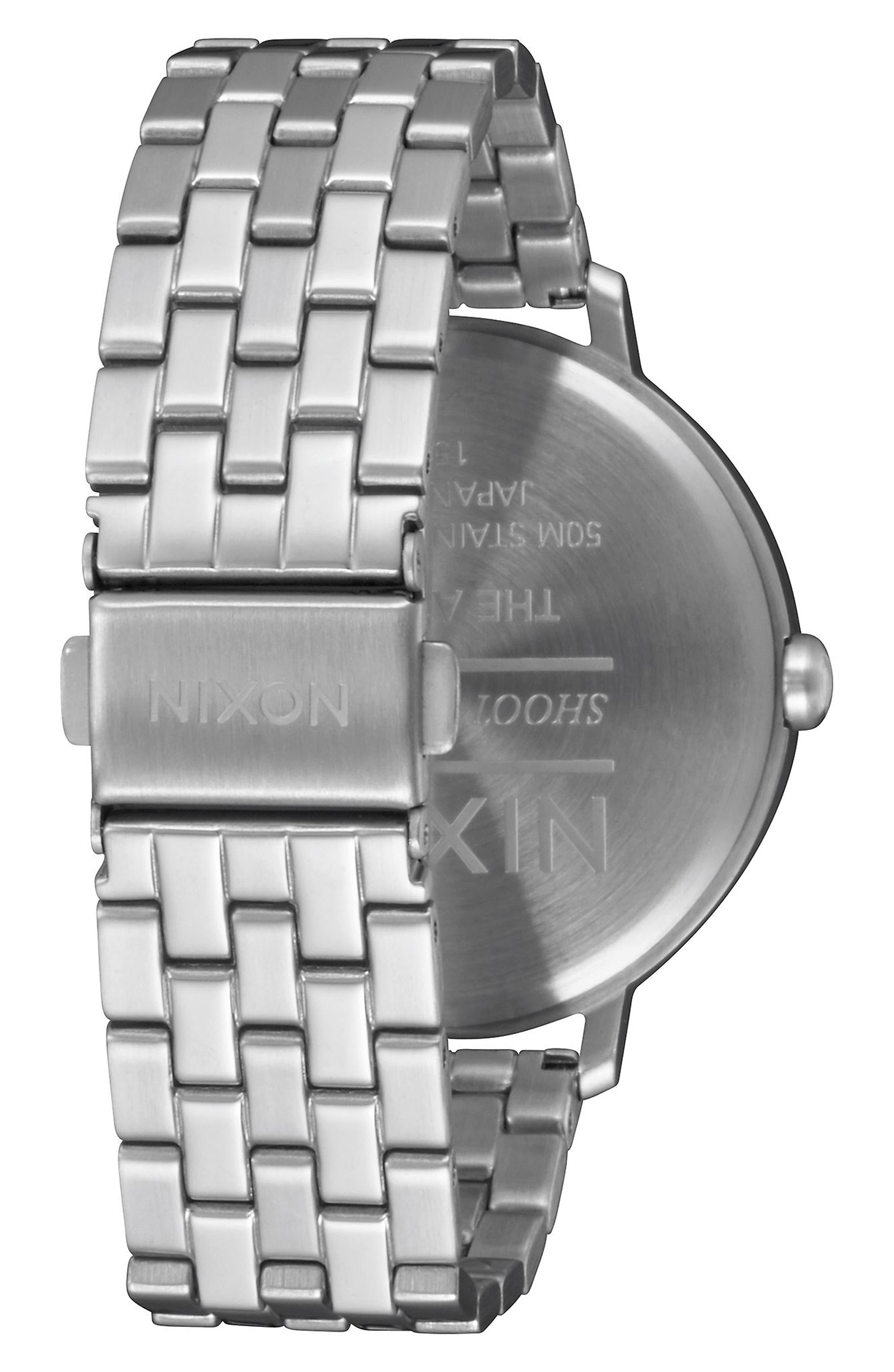 The Arrow Bracelet Watch, 38mm,                             Alternate thumbnail 18, color,