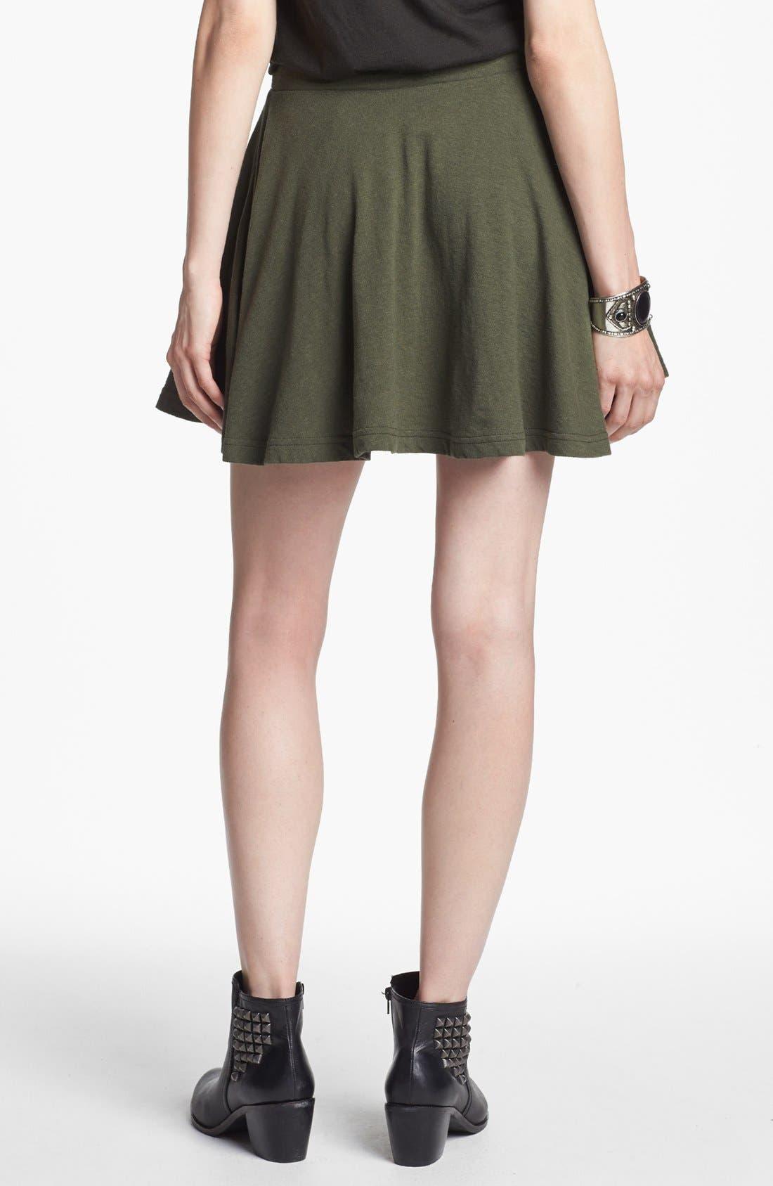 Skater Skirt,                             Alternate thumbnail 3, color,                             350