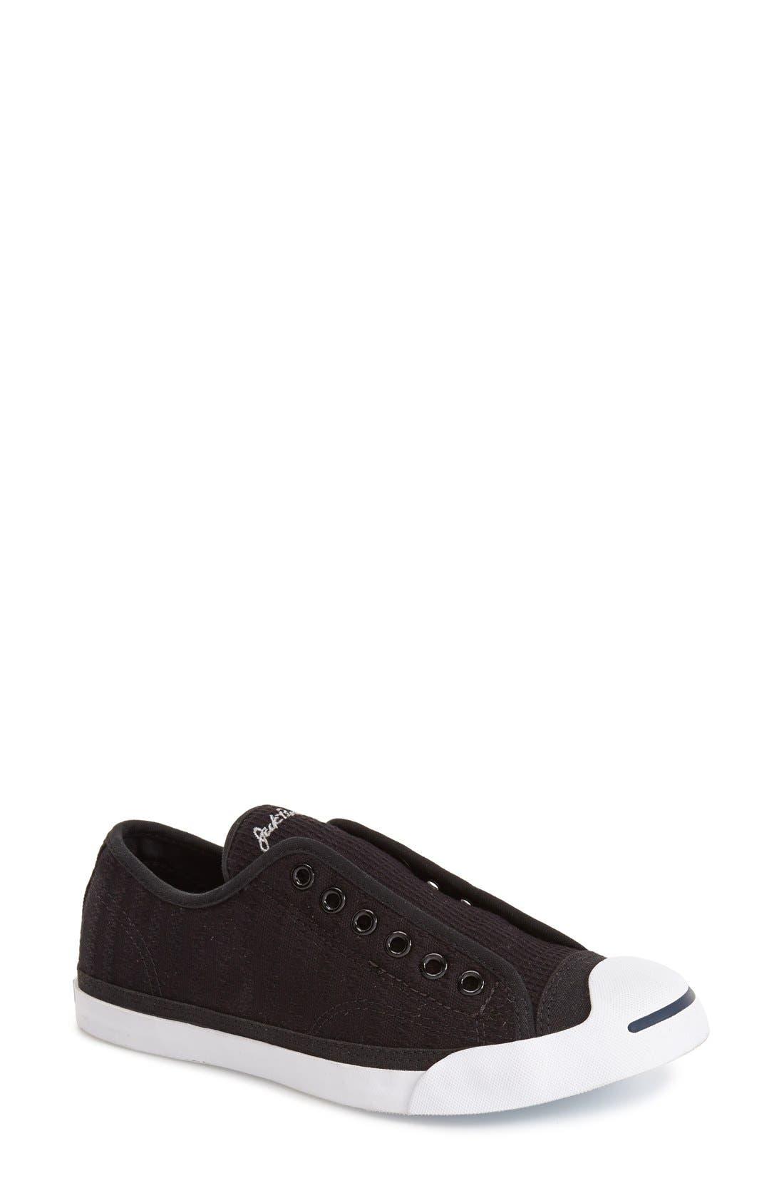 'Jack Purcell' Garment Dye Low Top Sneaker,                             Main thumbnail 1, color,