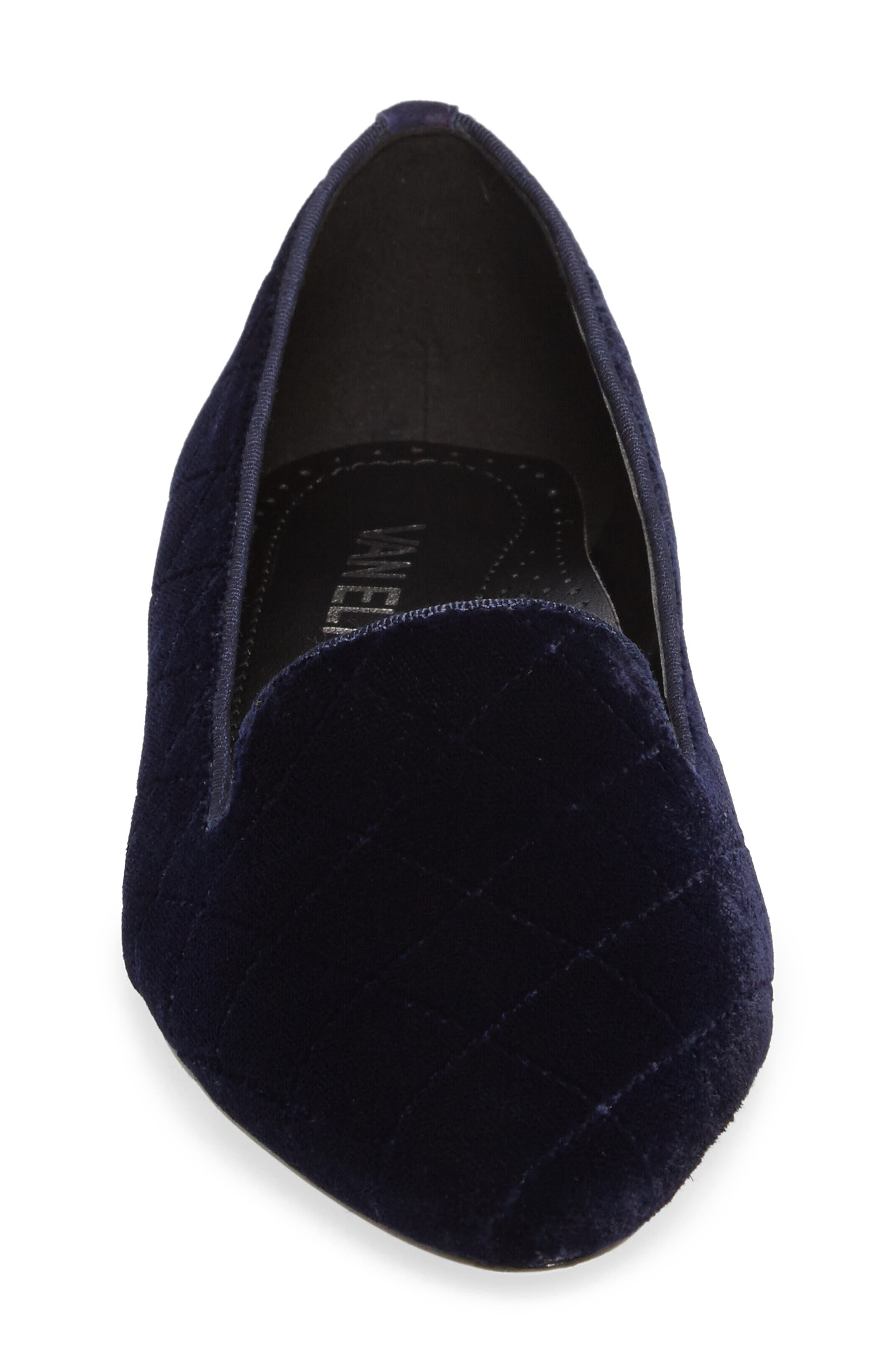 Gannie Diamond Pattern Loafer,                             Alternate thumbnail 11, color,