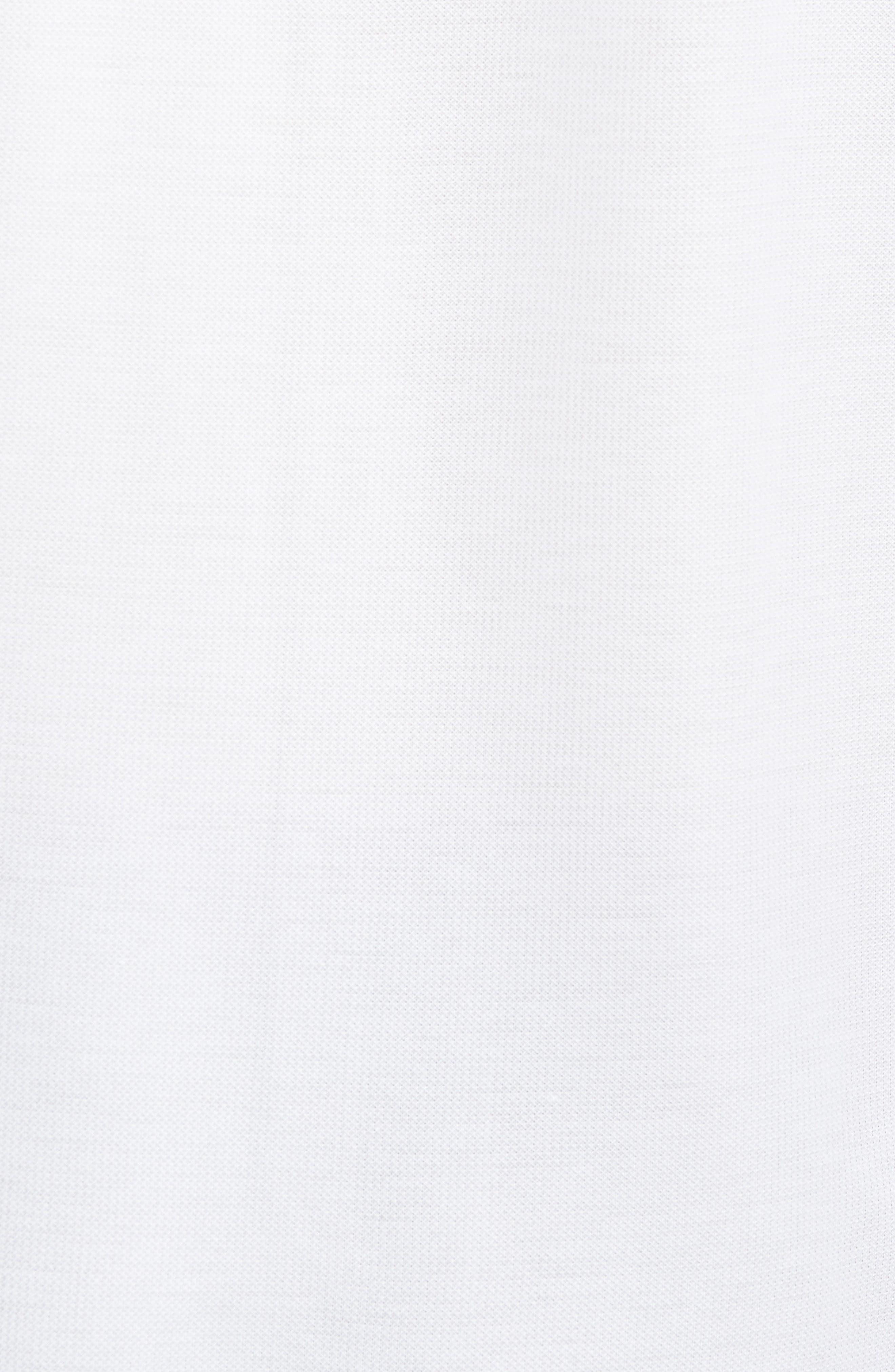 Knit Sport Shirt,                             Alternate thumbnail 5, color,                             100
