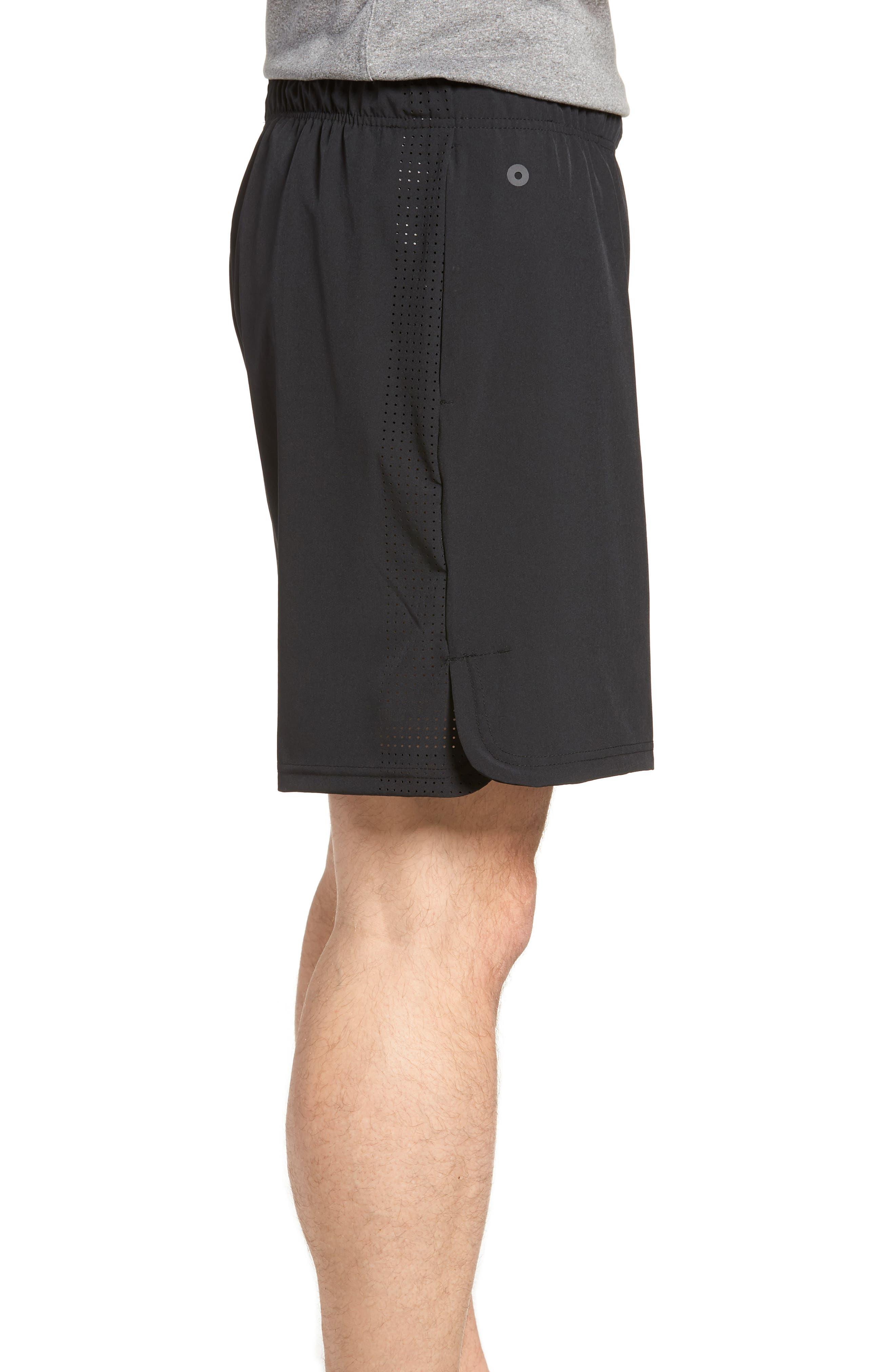 ZANEROBE Type 3 Tech Shorts,                             Alternate thumbnail 3, color,                             001