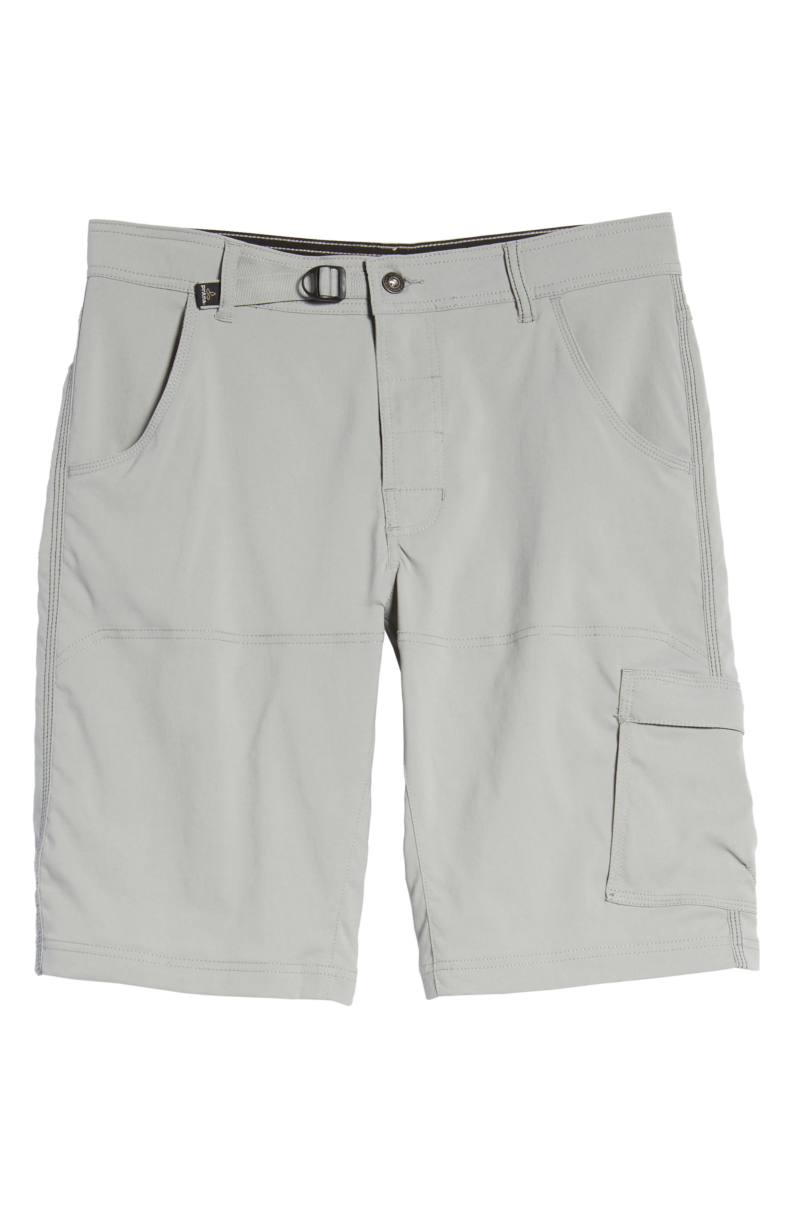 Zion Stretch Shorts,                             Alternate thumbnail 6, color,                             020