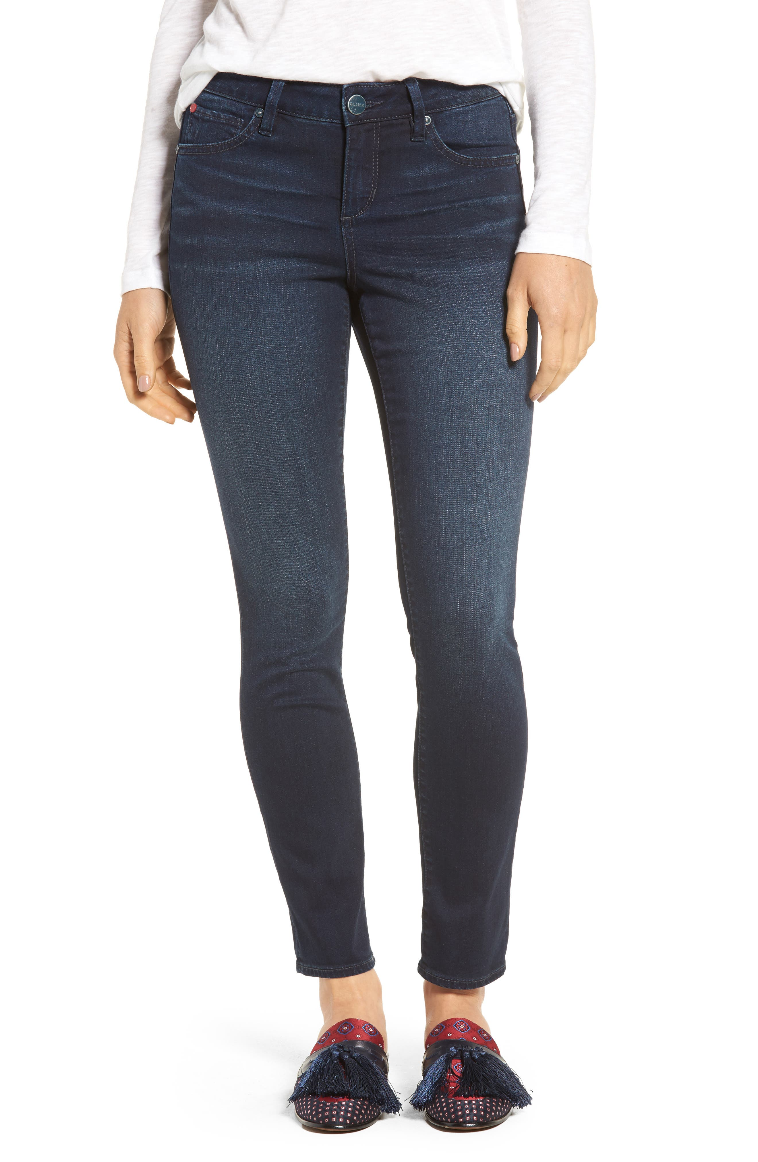 Skinny Jeans,                             Main thumbnail 1, color,
