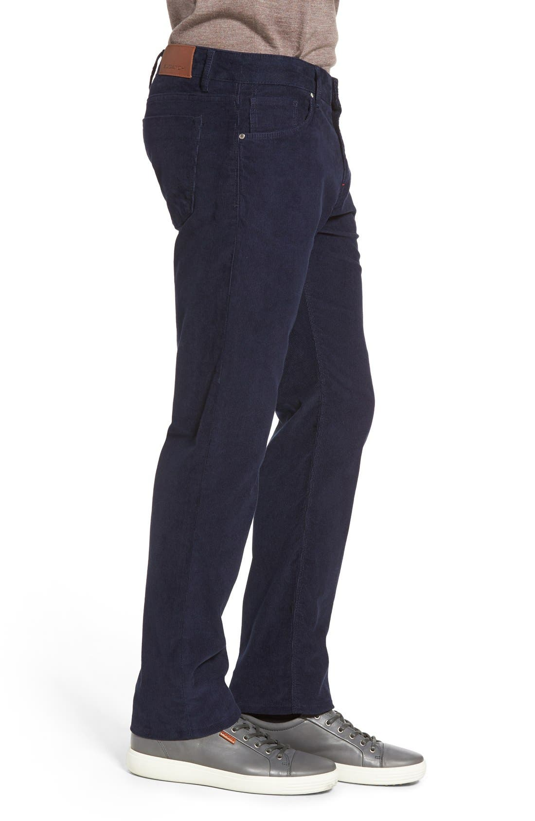 Slim Fit Corduroy Pants,                             Alternate thumbnail 16, color,