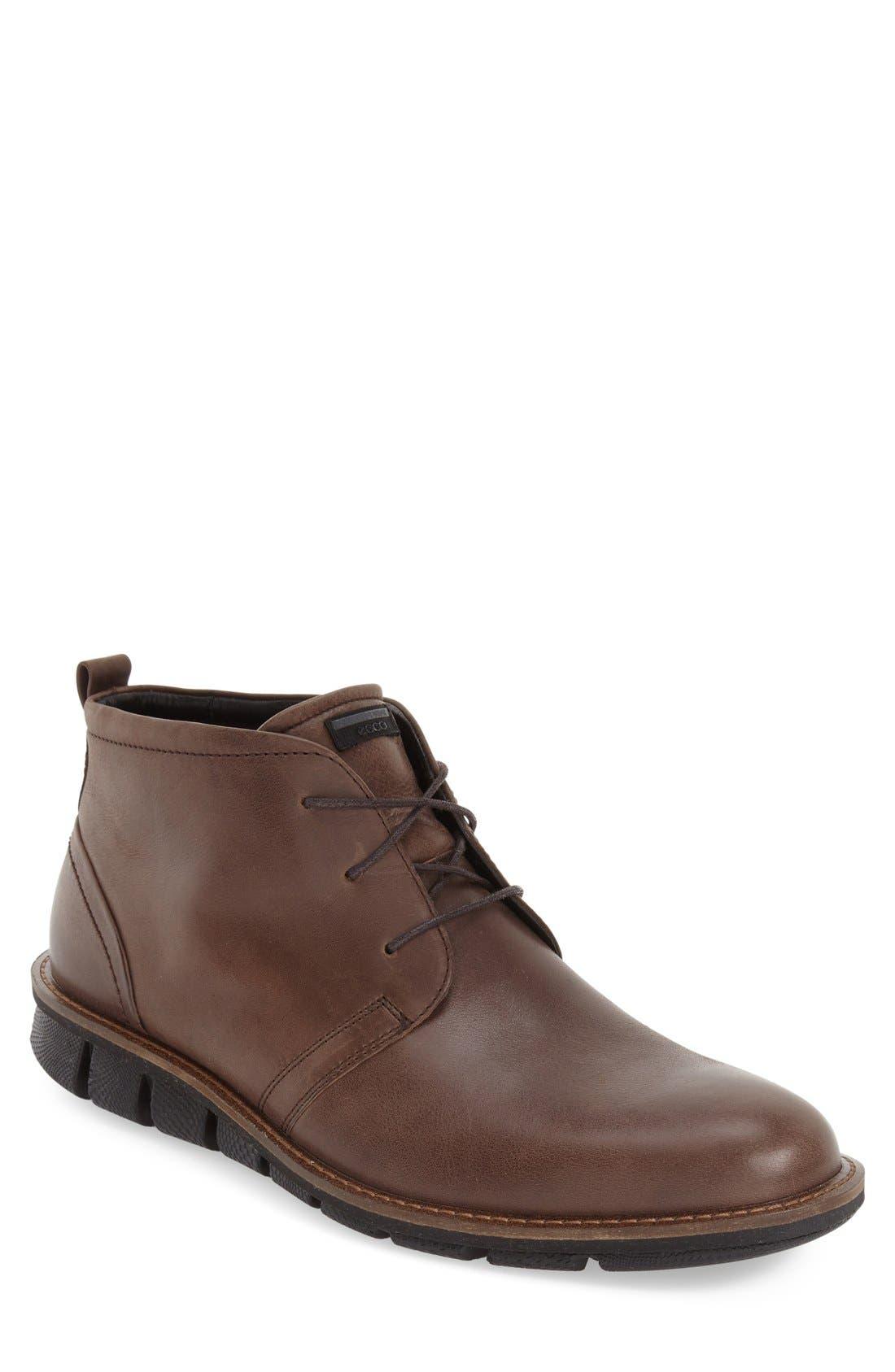 'Jeremy Hybrid' Plain Toe Boot,                             Main thumbnail 3, color,