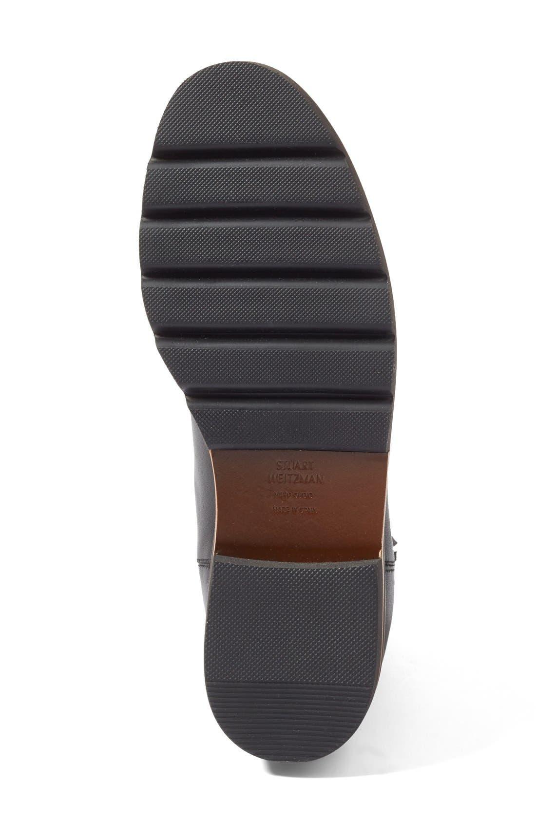 Milano Chelsea Boot,                             Alternate thumbnail 4, color,                             003