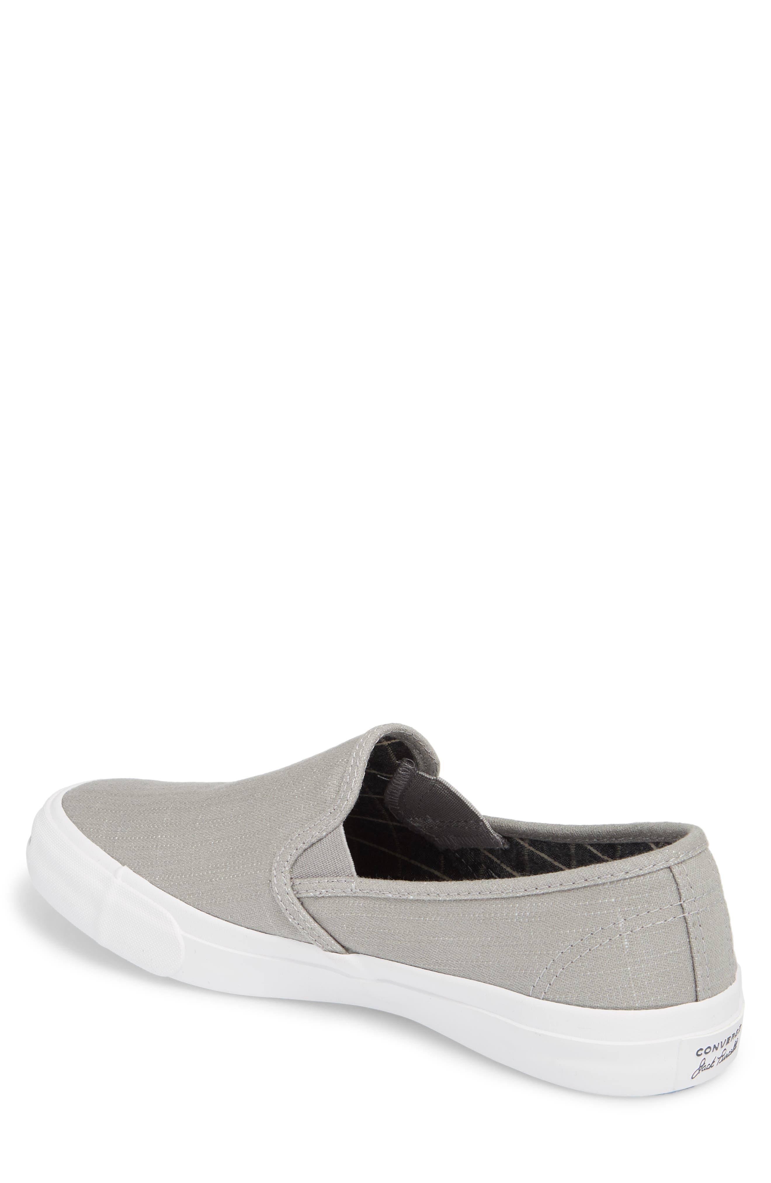 Jack Purcell Low Profile Slip-On Sneaker,                             Alternate thumbnail 2, color,                             020