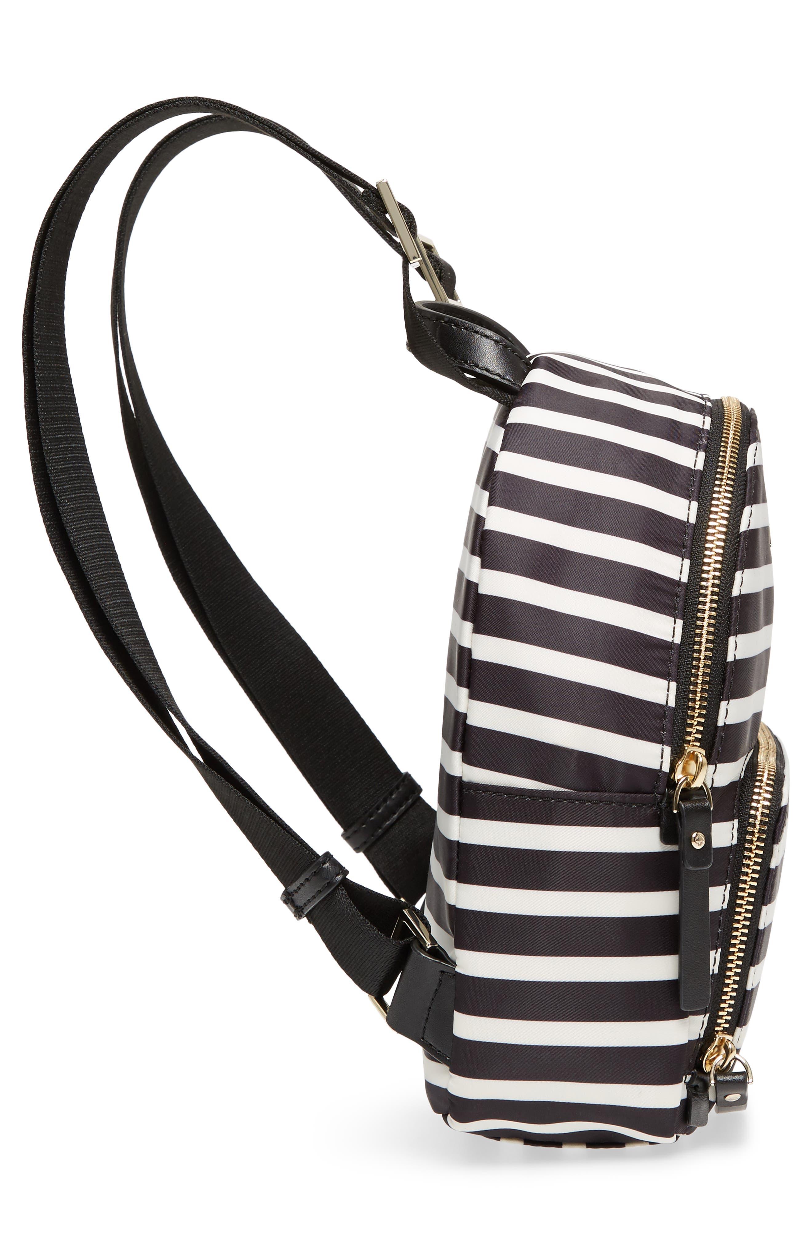watson lane - small hartley nylon backpack,                             Alternate thumbnail 5, color,                             001