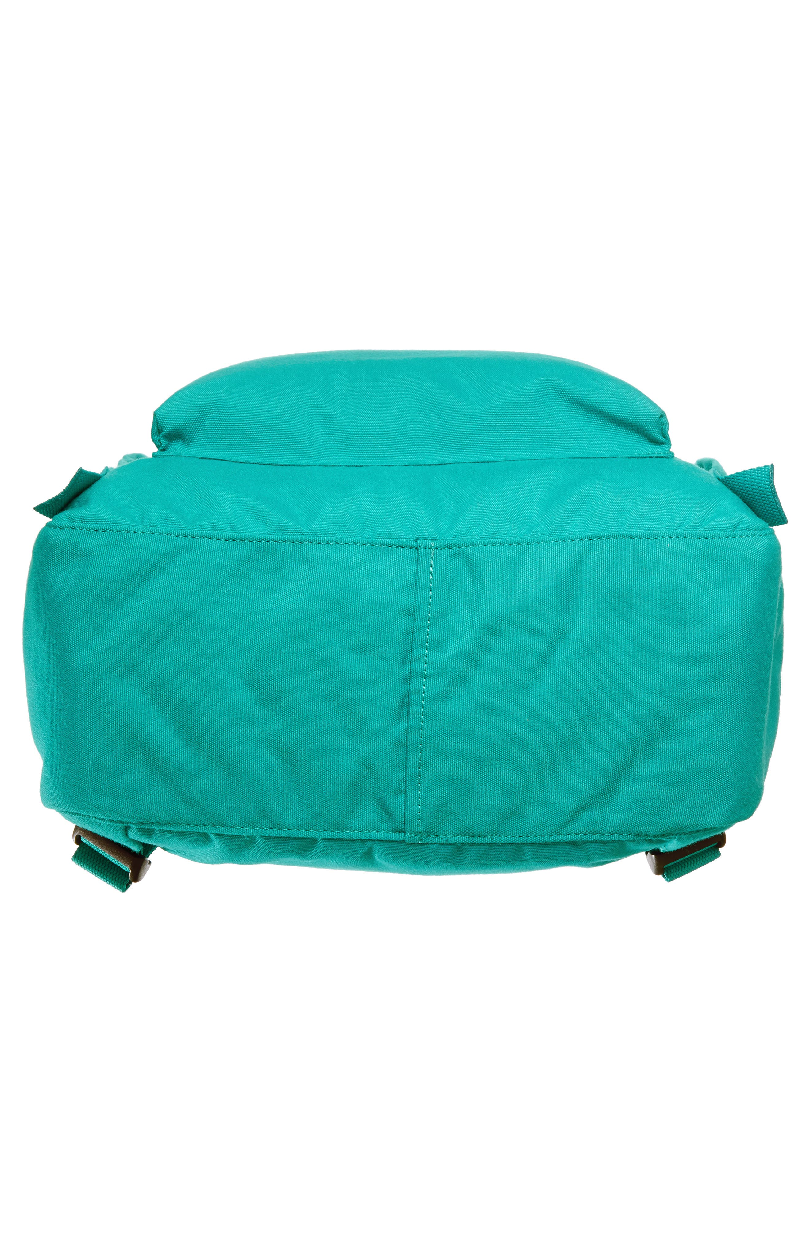 Re-Kånken Water Resistant Backpack,                             Alternate thumbnail 6, color,                             EMERALD