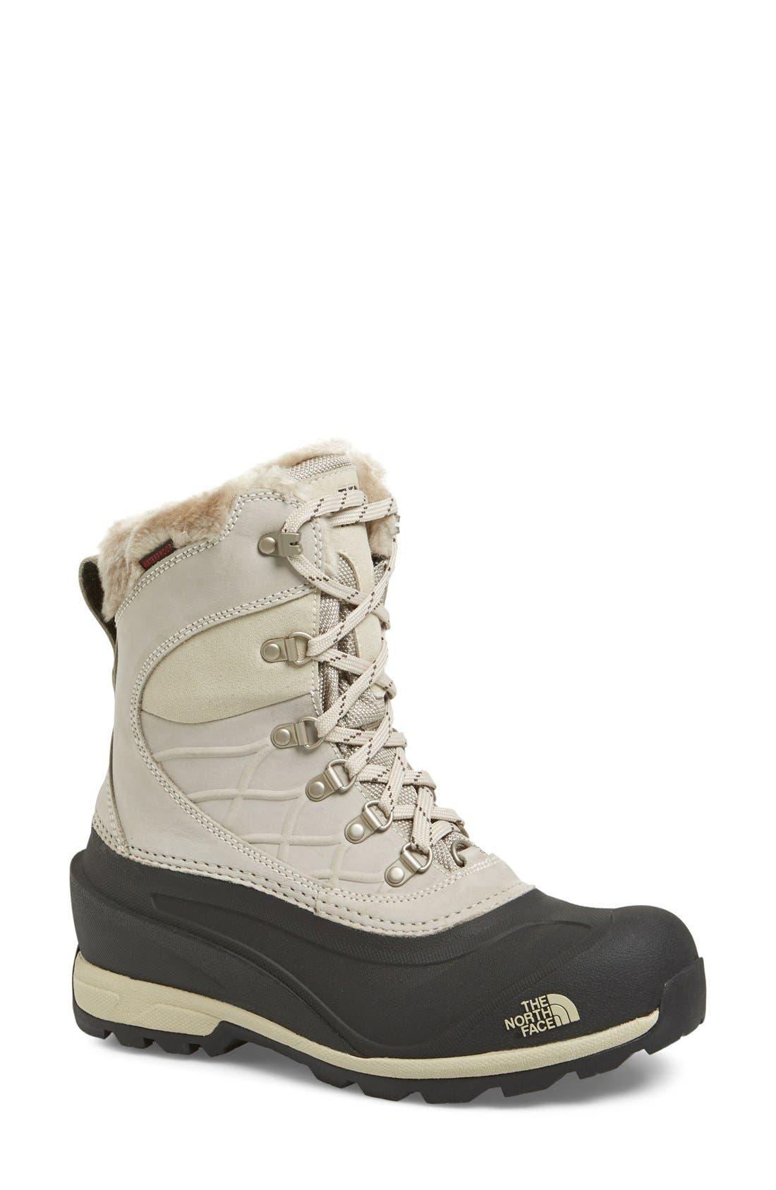 'Chilkat 400' Waterproof PrimaLoft<sup>®</sup> Insulated Boot,                             Main thumbnail 1, color,