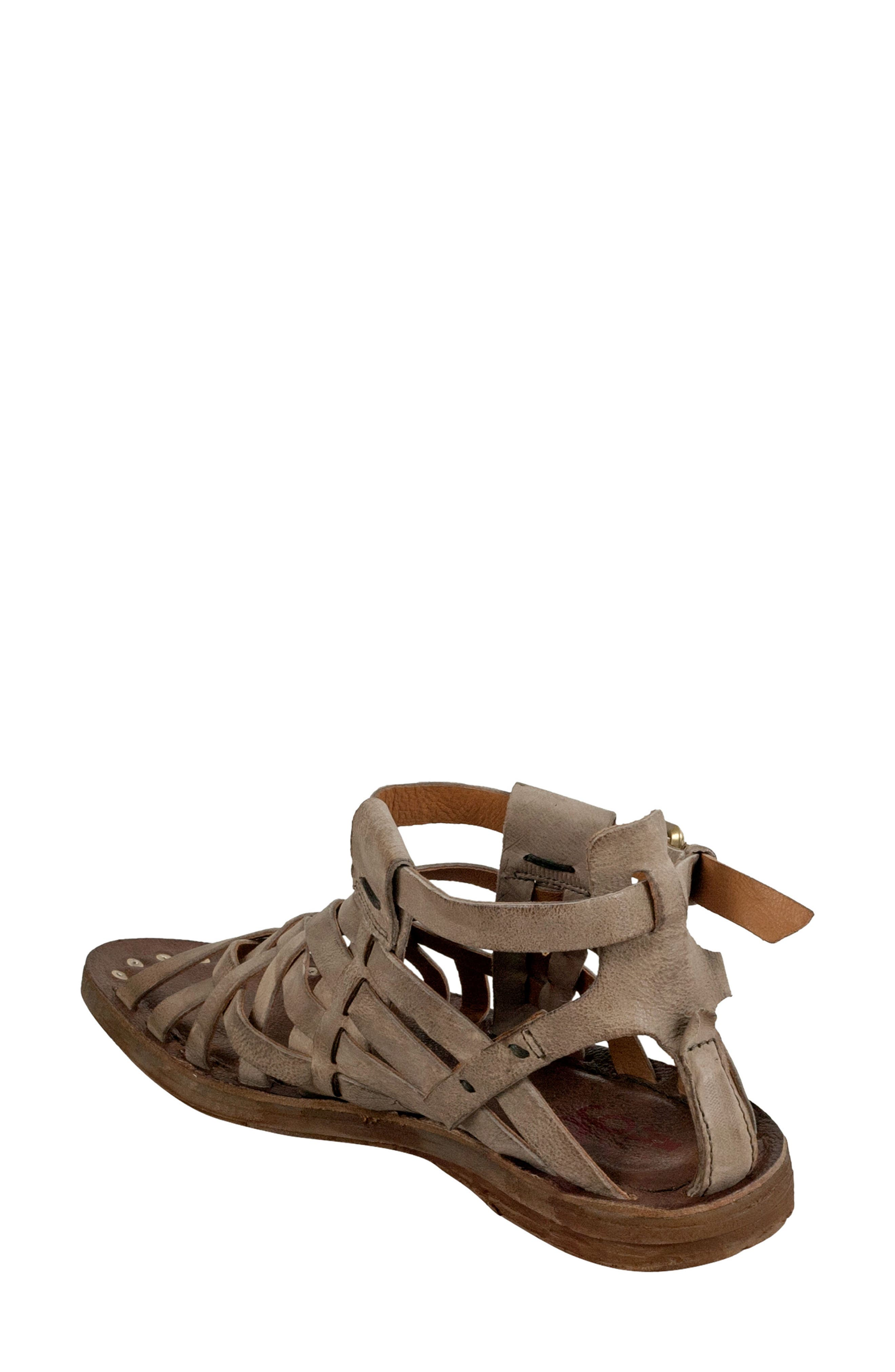 Ralston Gladiator Sandal,                             Alternate thumbnail 2, color,                             TAUPE