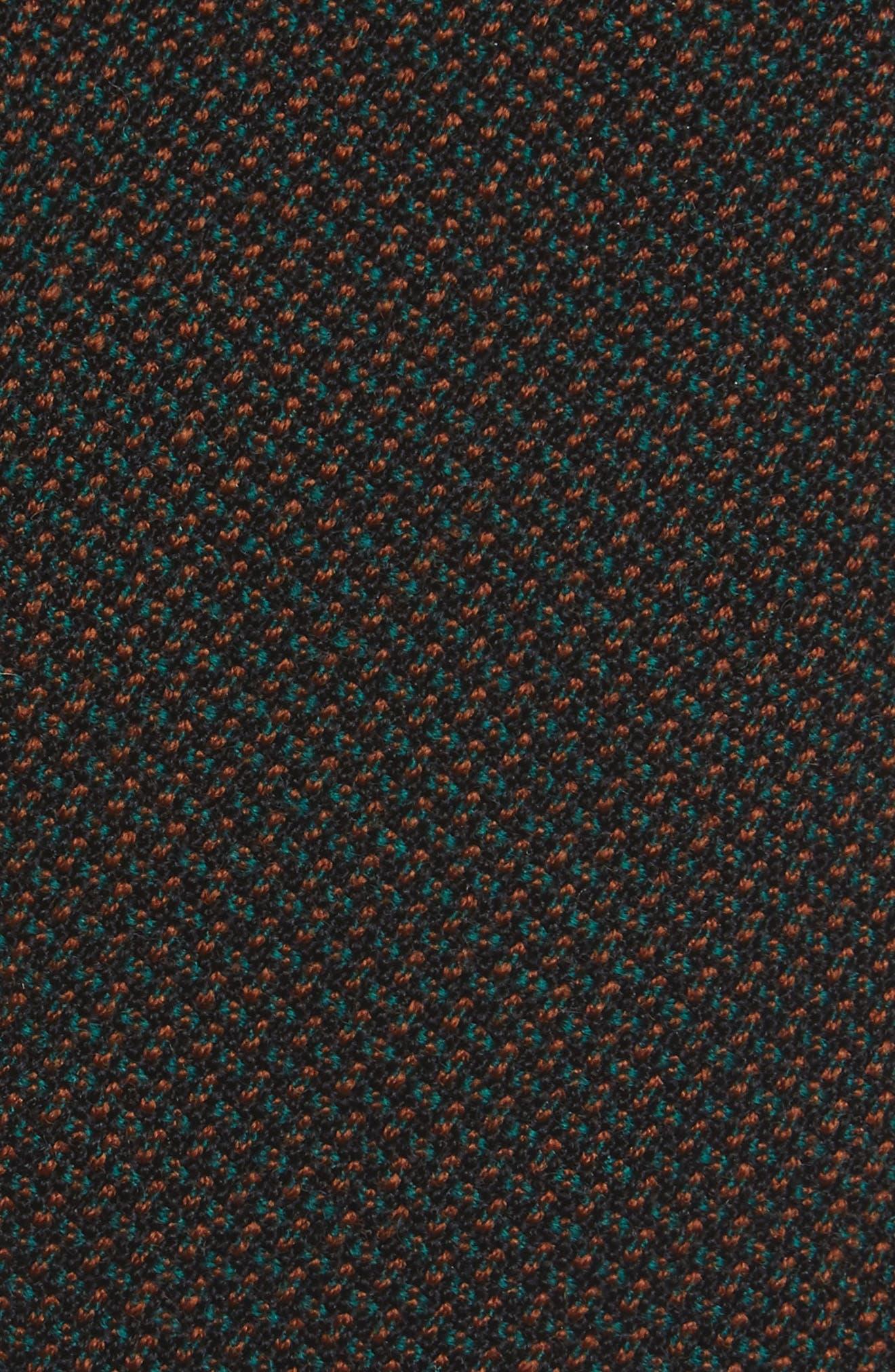 Pupil Solid Wool Skinny Tie,                             Alternate thumbnail 2, color,                             310