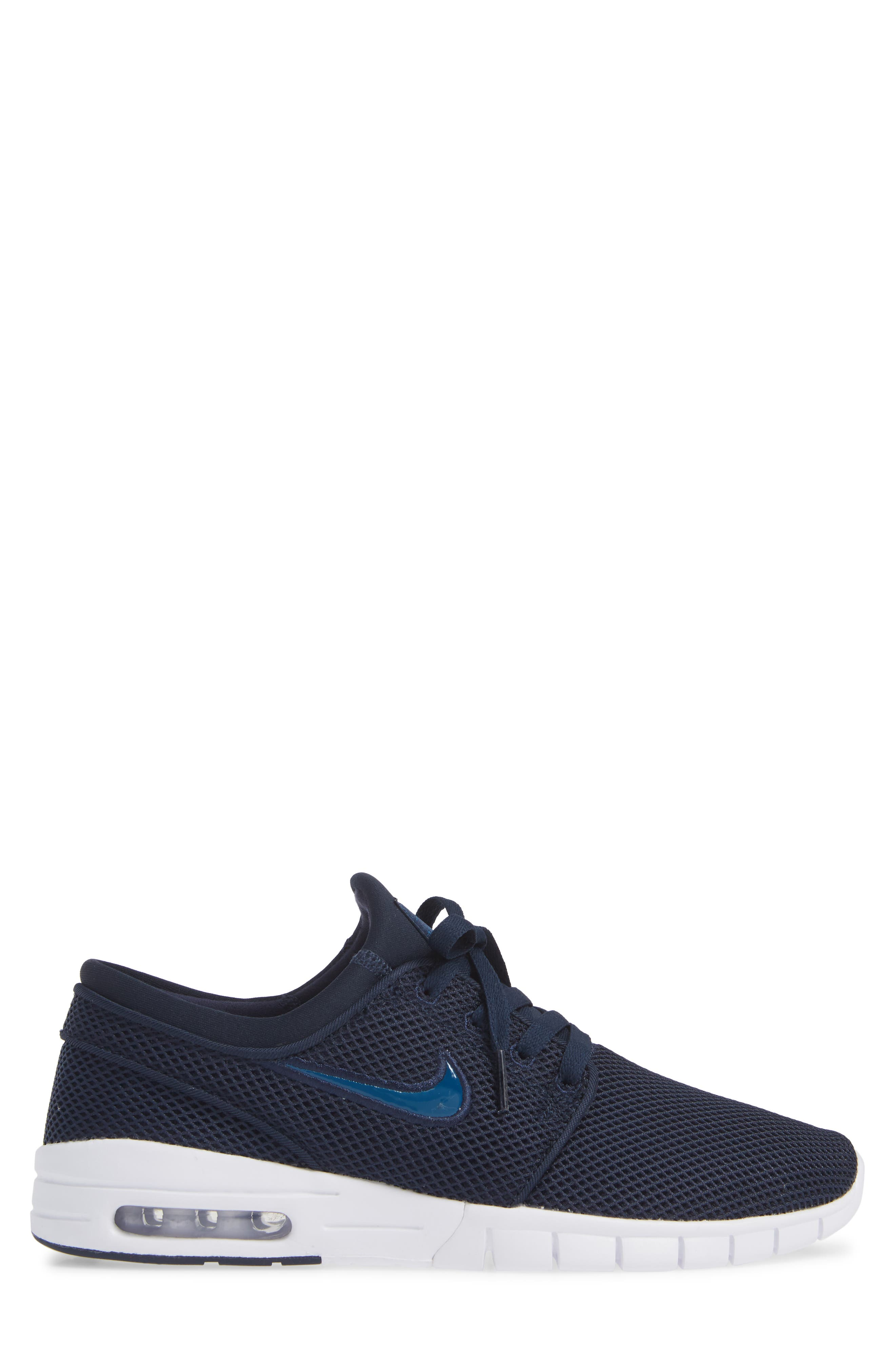 'Stefan Janoski - Max SB' Skate Shoe,                             Alternate thumbnail 3, color,                             407