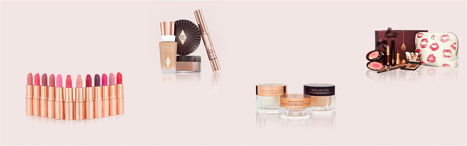 The World of Charlotte Tilbury.