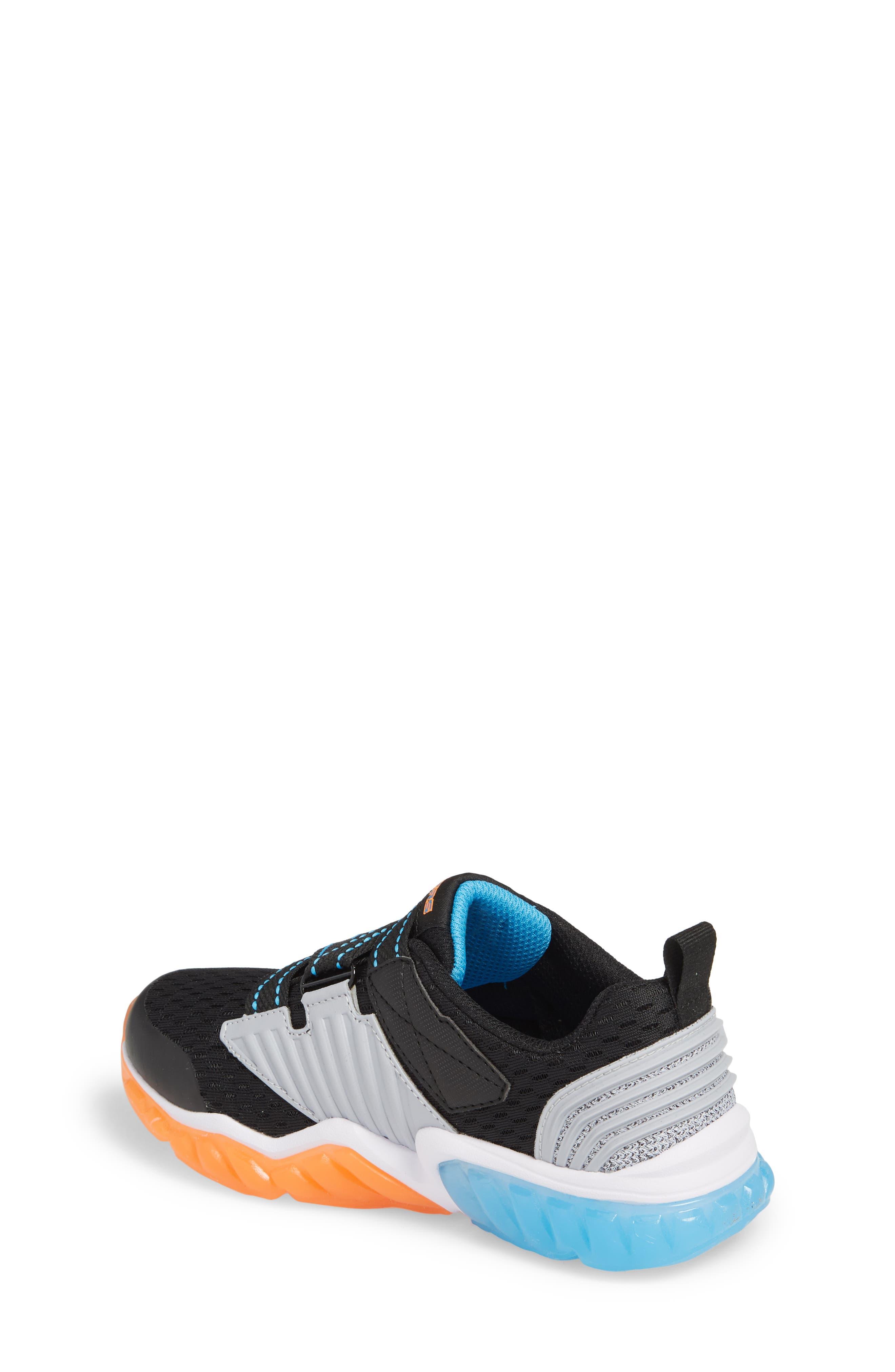 Rapid Flash Light-Up Sneaker,                             Alternate thumbnail 2, color,                             001