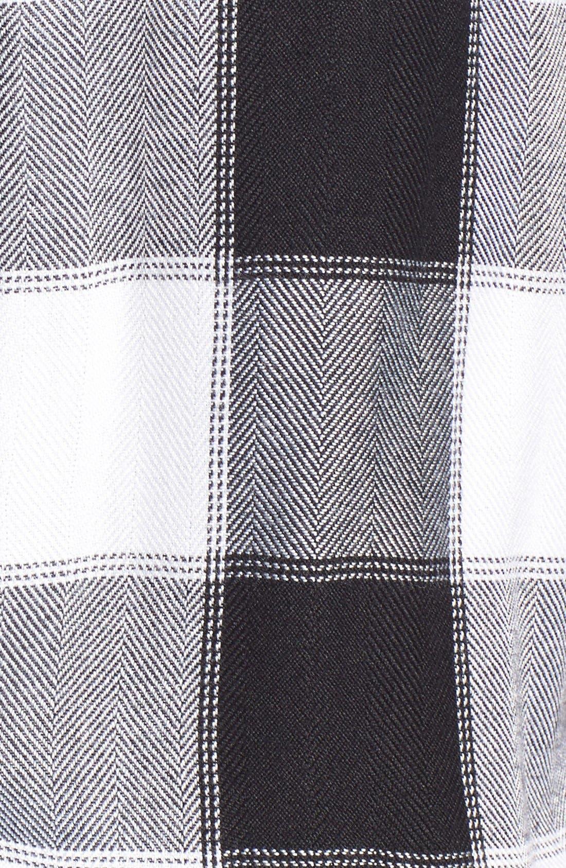 Hunter Plaid Shirt,                             Alternate thumbnail 635, color,