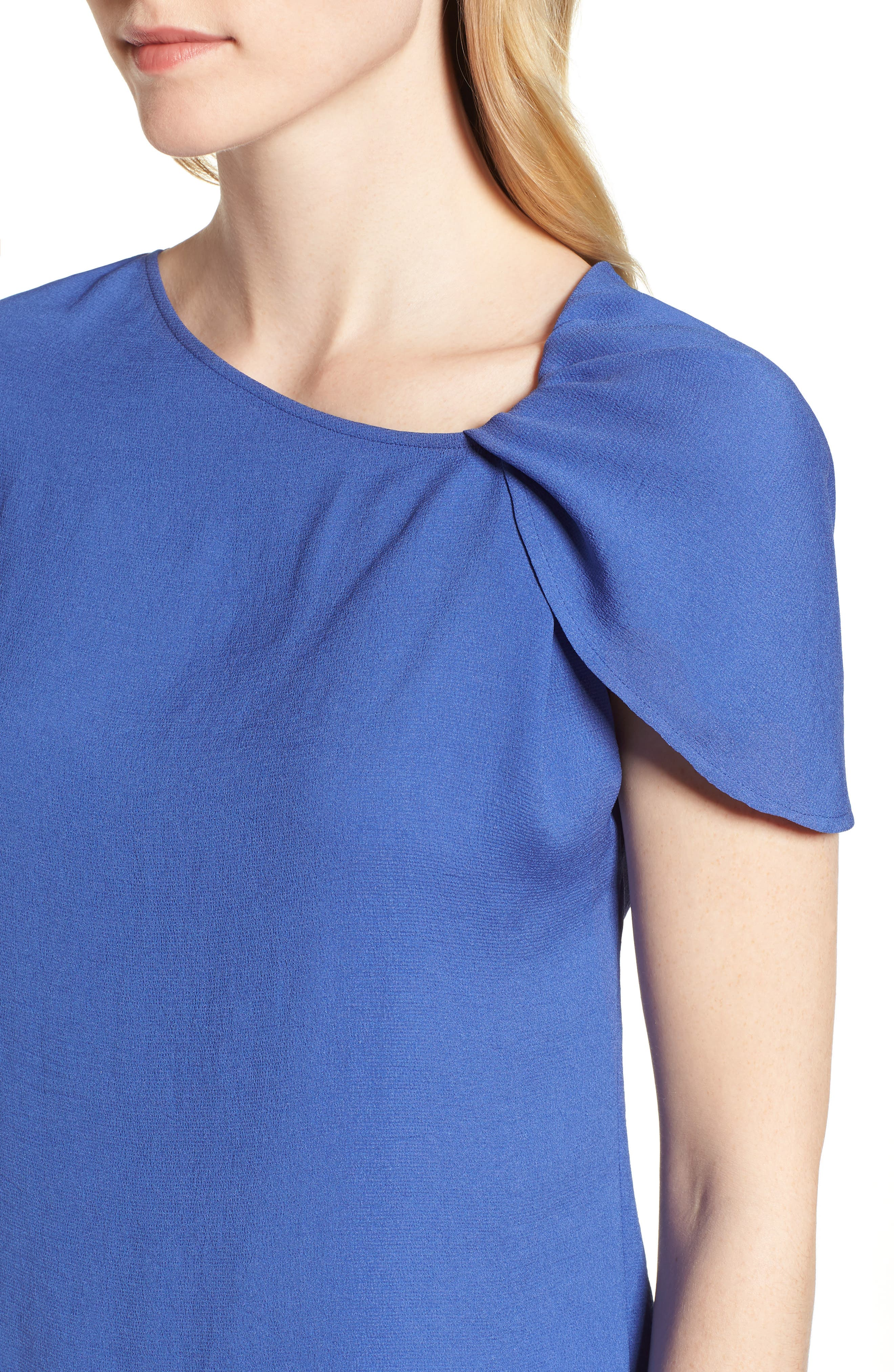 Asymmetrical Shoulder Top,                             Alternate thumbnail 4, color,                             420