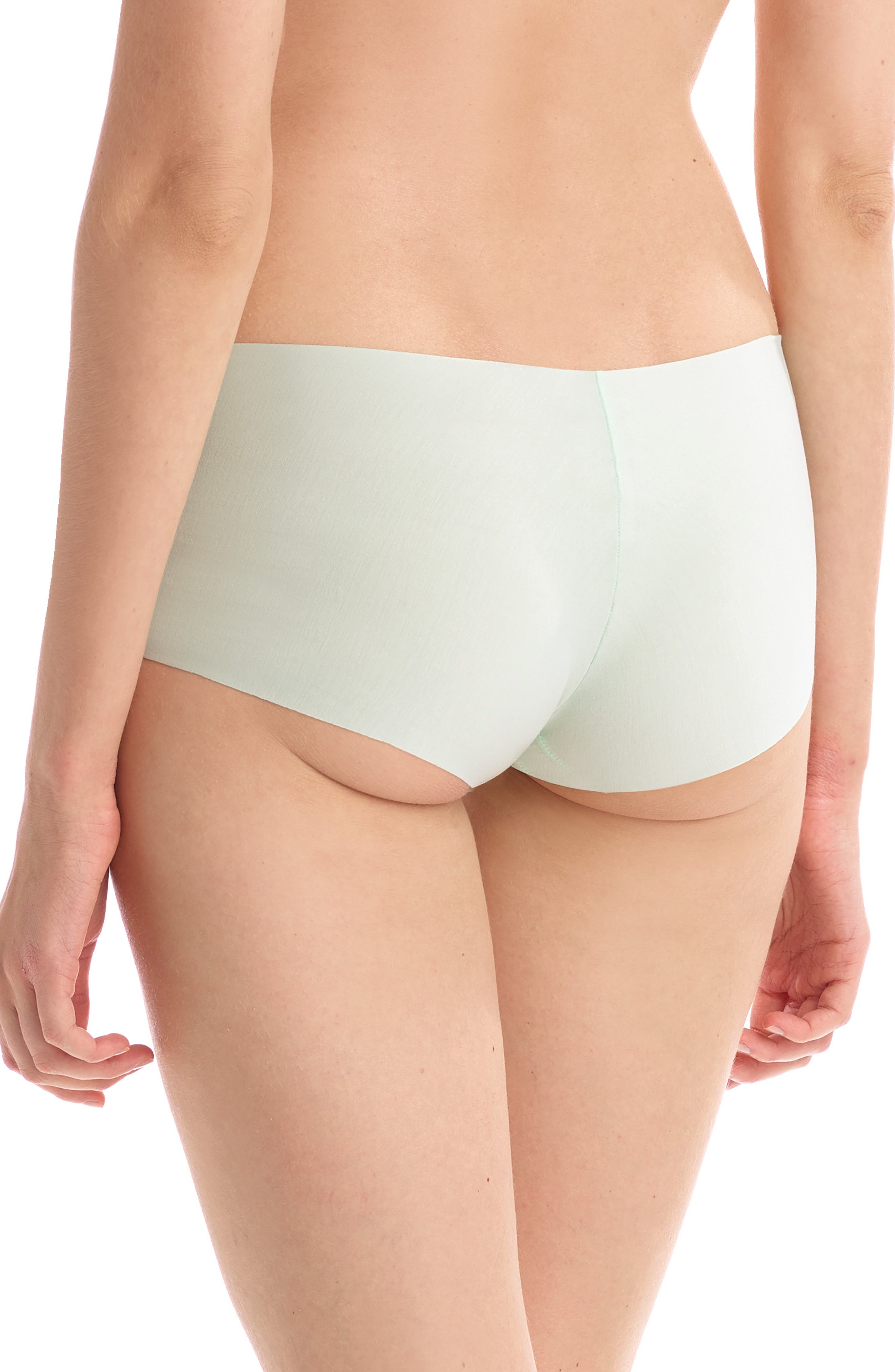 COMMANDO,                             Butter Seamless Hipster Panties,                             Alternate thumbnail 2, color,                             MINT