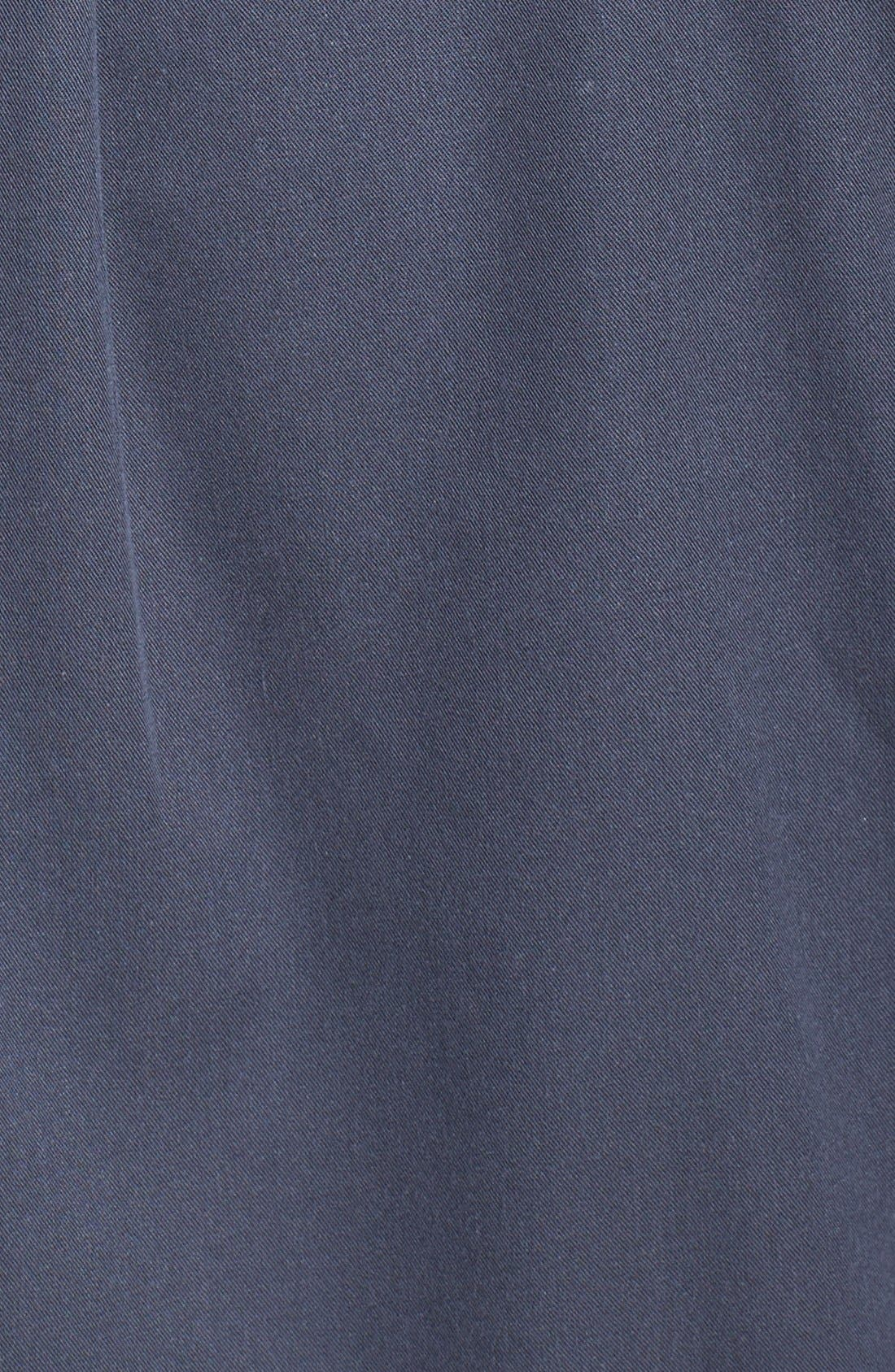 Smartcare<sup>™</sup> Traditional Fit Twill Boat Shirt,                             Alternate thumbnail 90, color,