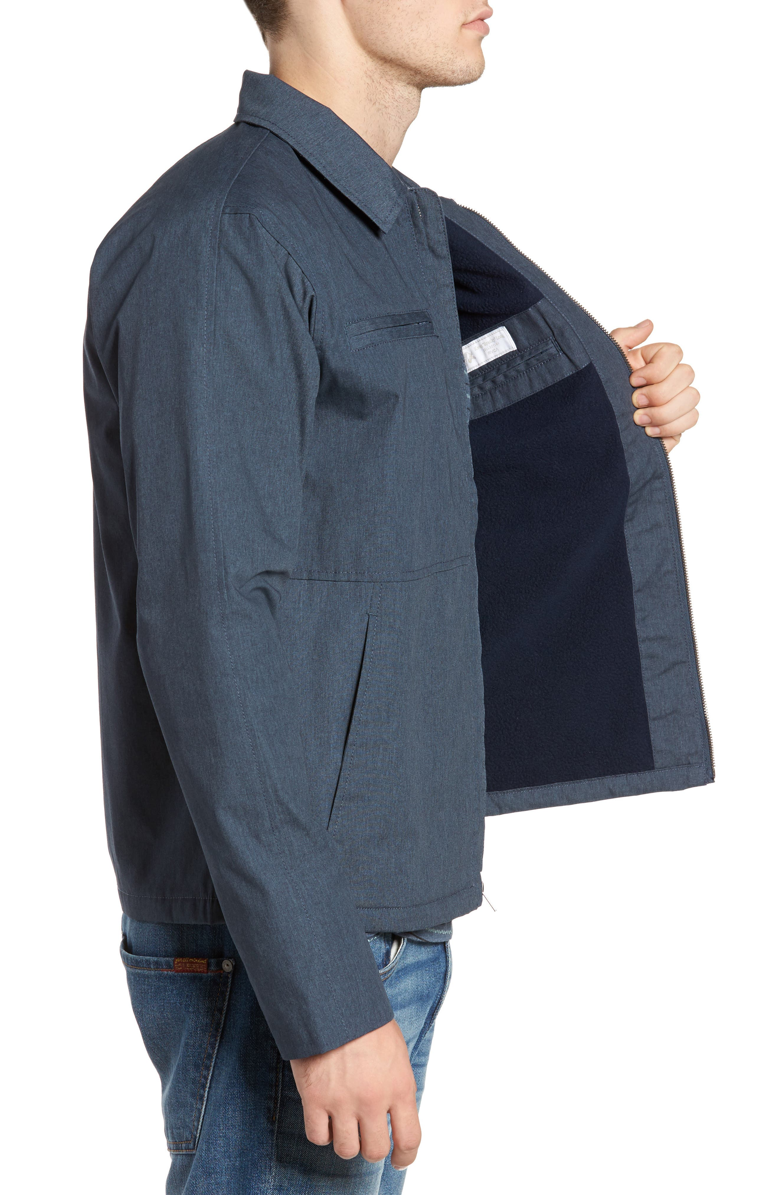 Spanky Trucker Jacket,                             Alternate thumbnail 3, color,