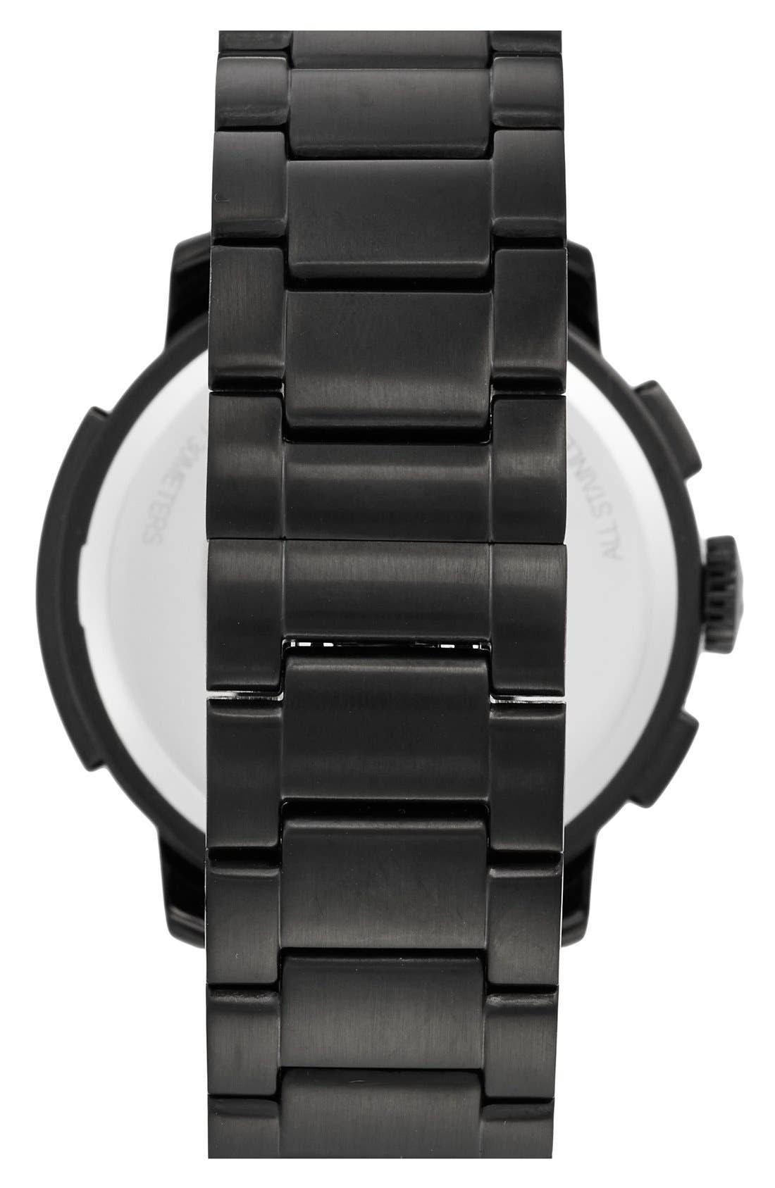 'Bleecker' Chronograph Bracelet Watch, 44mm,                             Alternate thumbnail 2, color,                             002