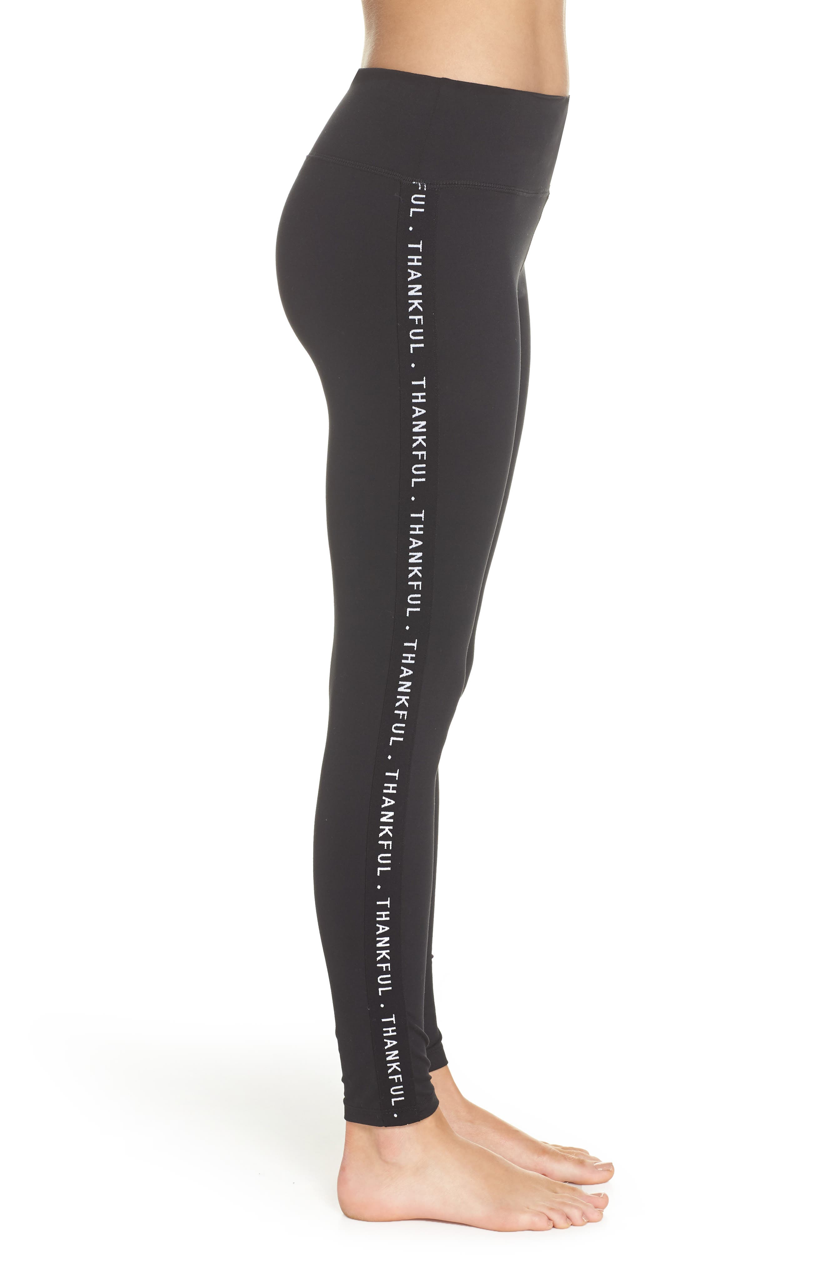 Vivian Thankful Leggings,                             Alternate thumbnail 3, color,                             001