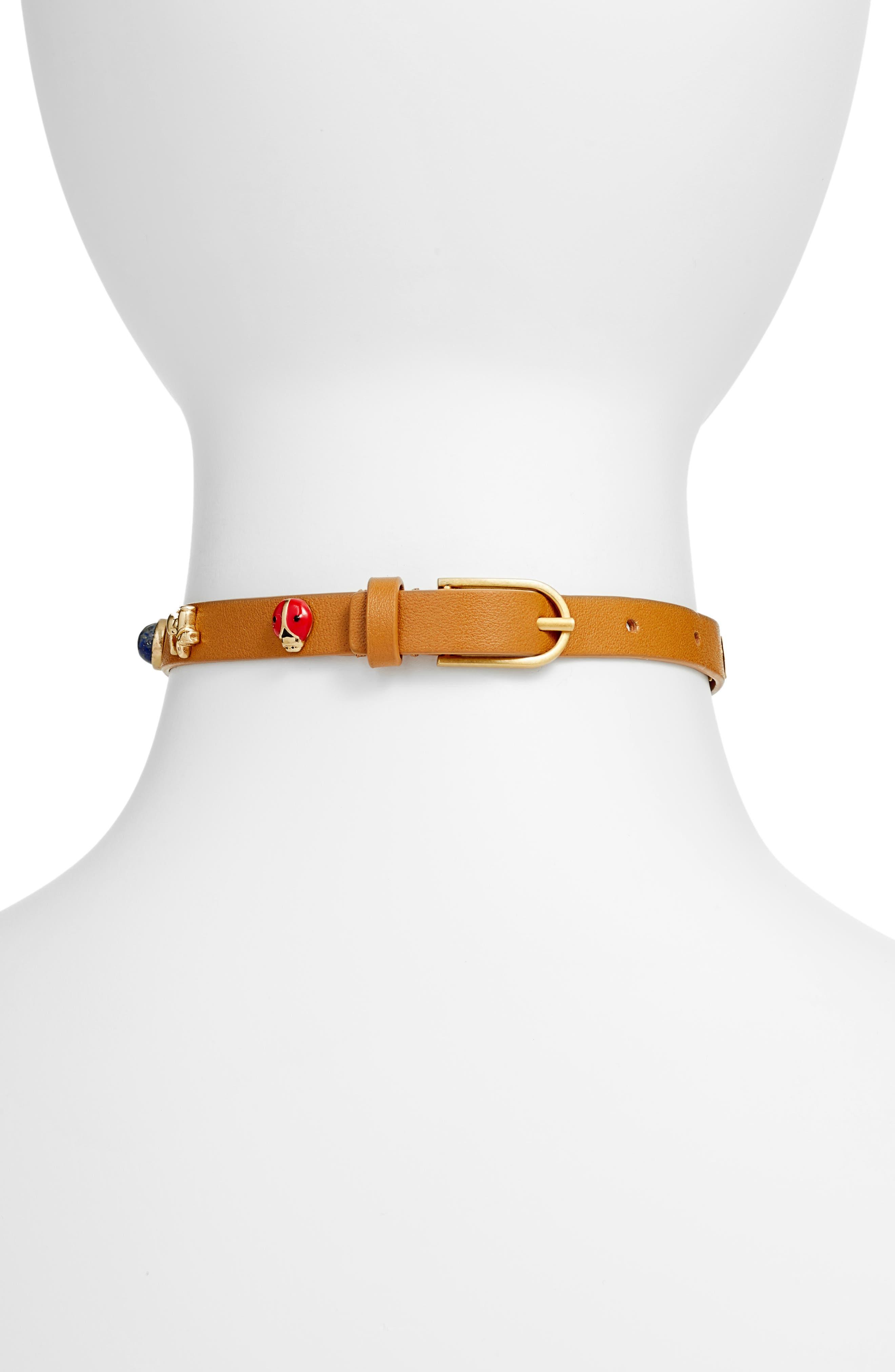 Crazy Charms Double Wrap Bracelet,                             Alternate thumbnail 2, color,