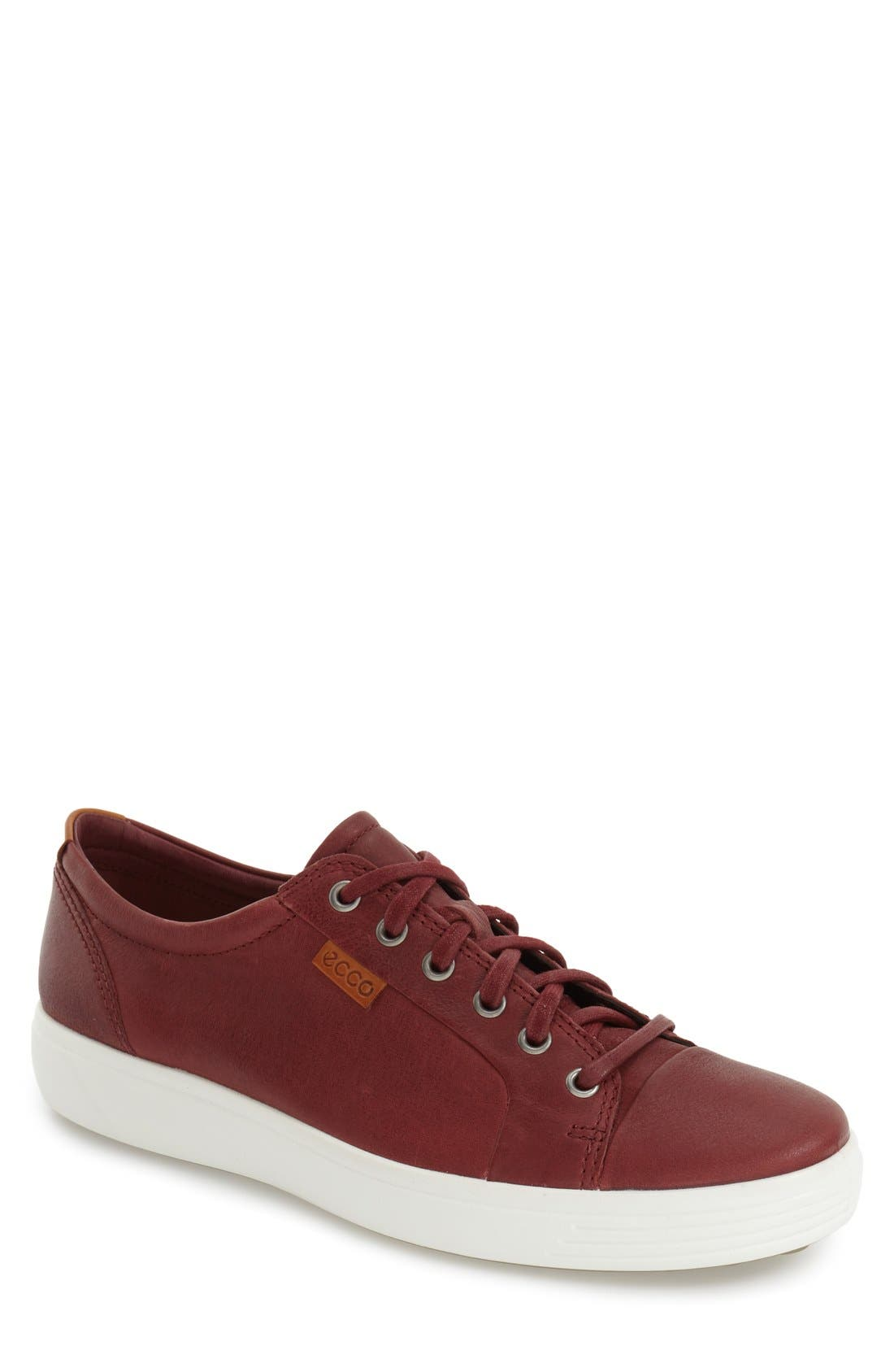 Soft VII Lace-Up Sneaker,                             Main thumbnail 19, color,