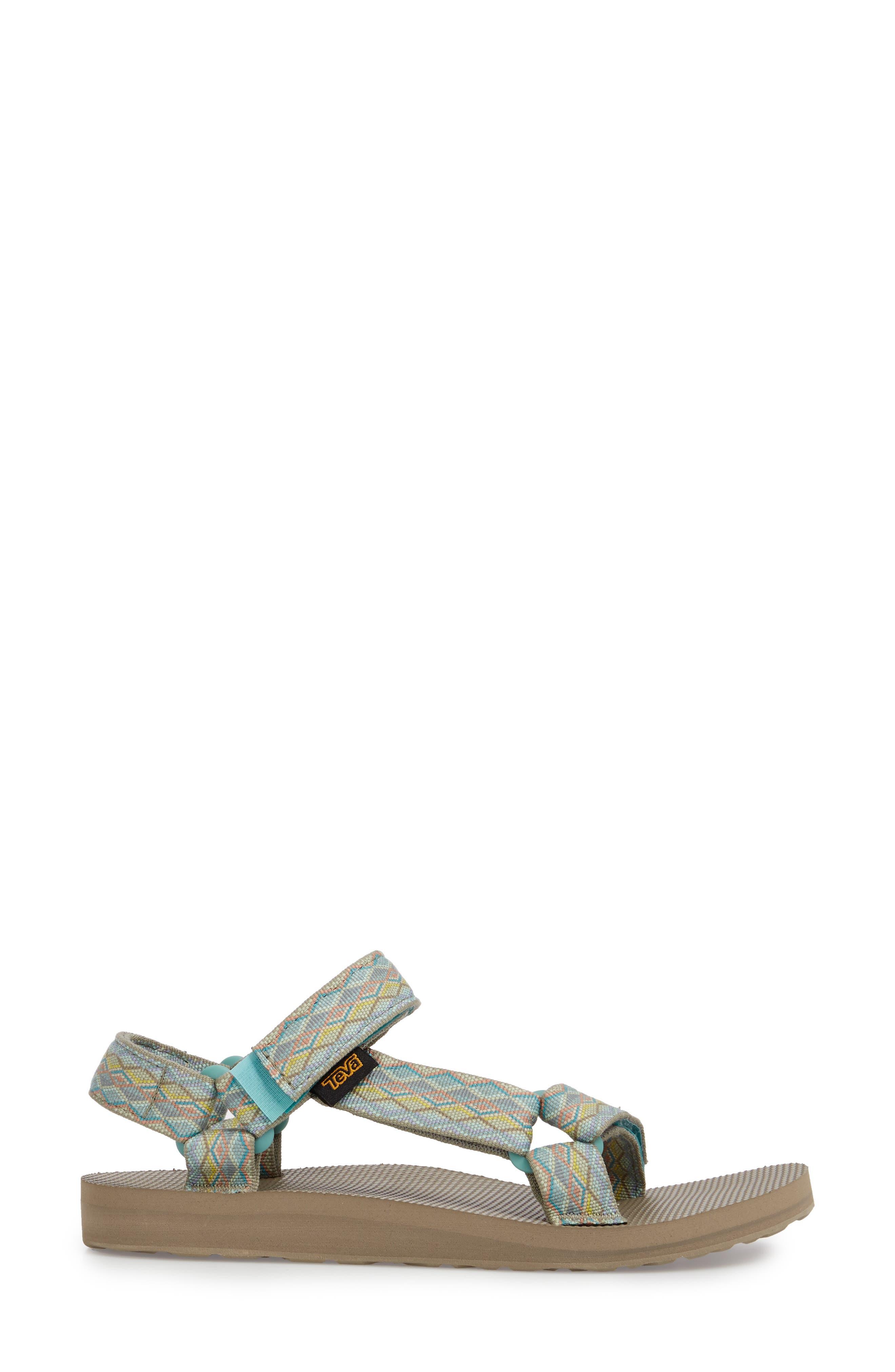 'Original Universal' Sandal,                             Alternate thumbnail 3, color,                             400