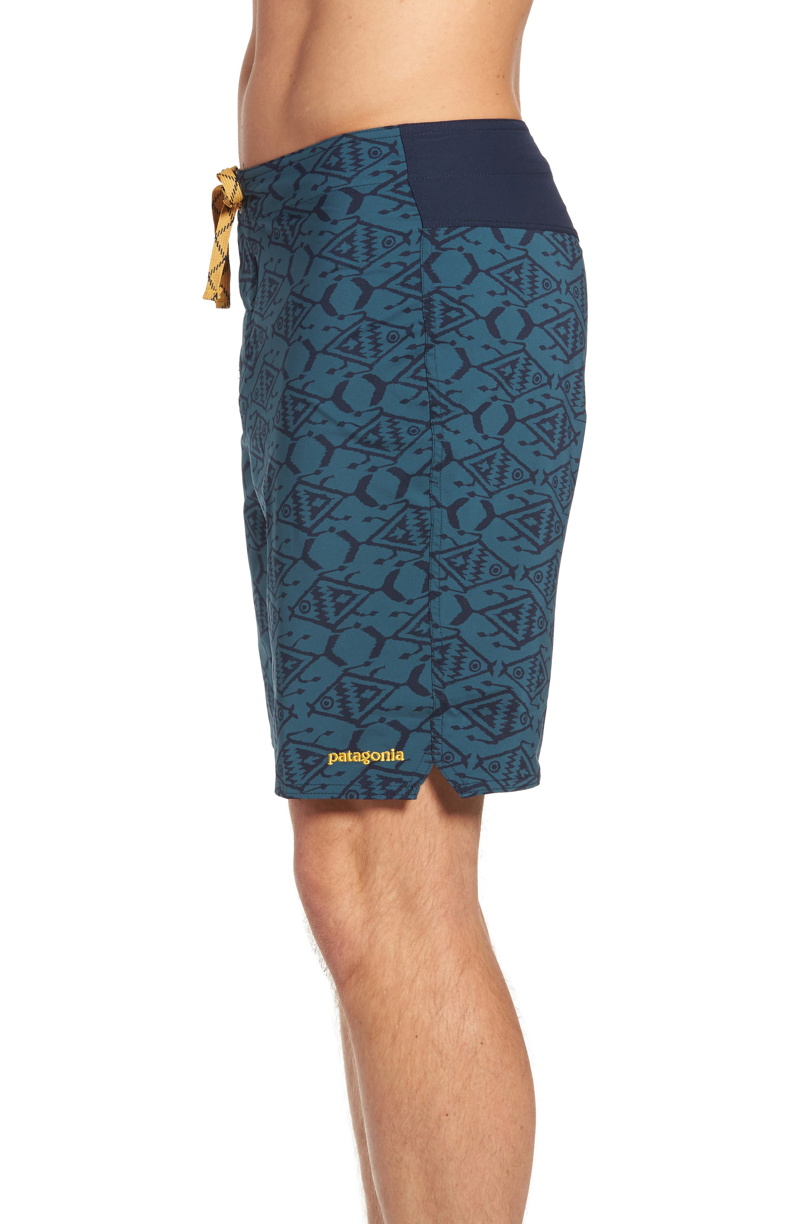 Stretch Planing Board Shorts,                             Alternate thumbnail 22, color,