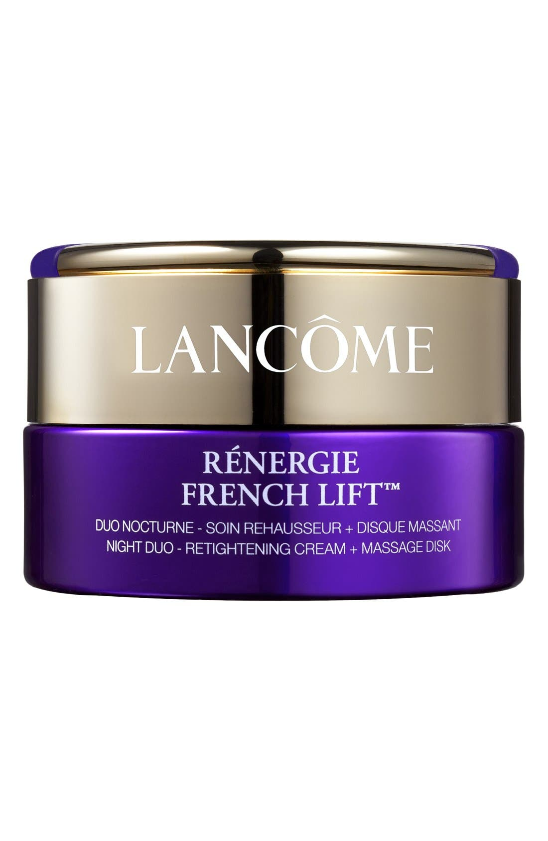 Rénergie Lift Multi-Action French Lift Retightening Moisturizer Cream,                             Main thumbnail 1, color,                             NO COLOR