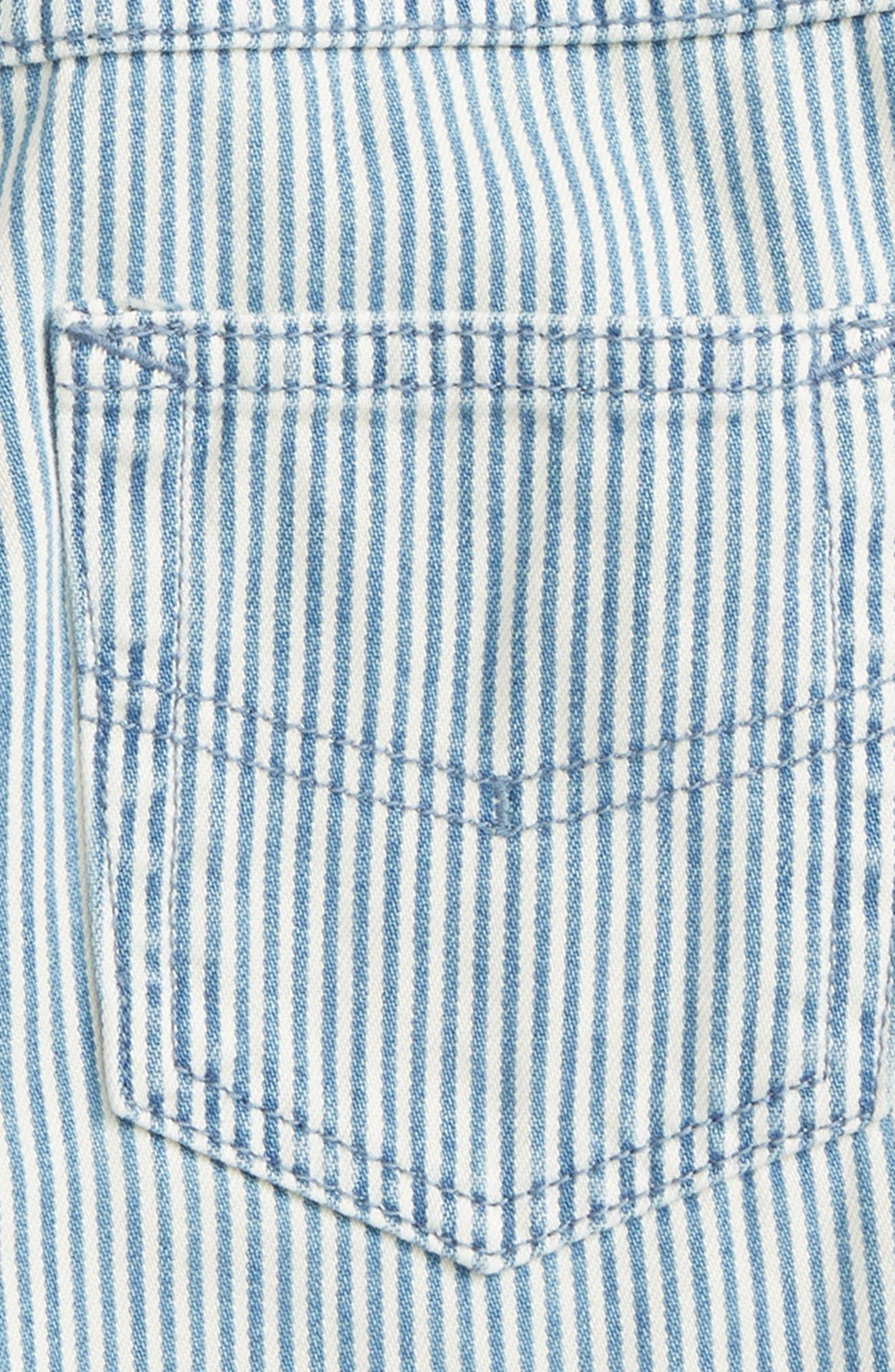 Stripe Shorts,                             Alternate thumbnail 3, color,