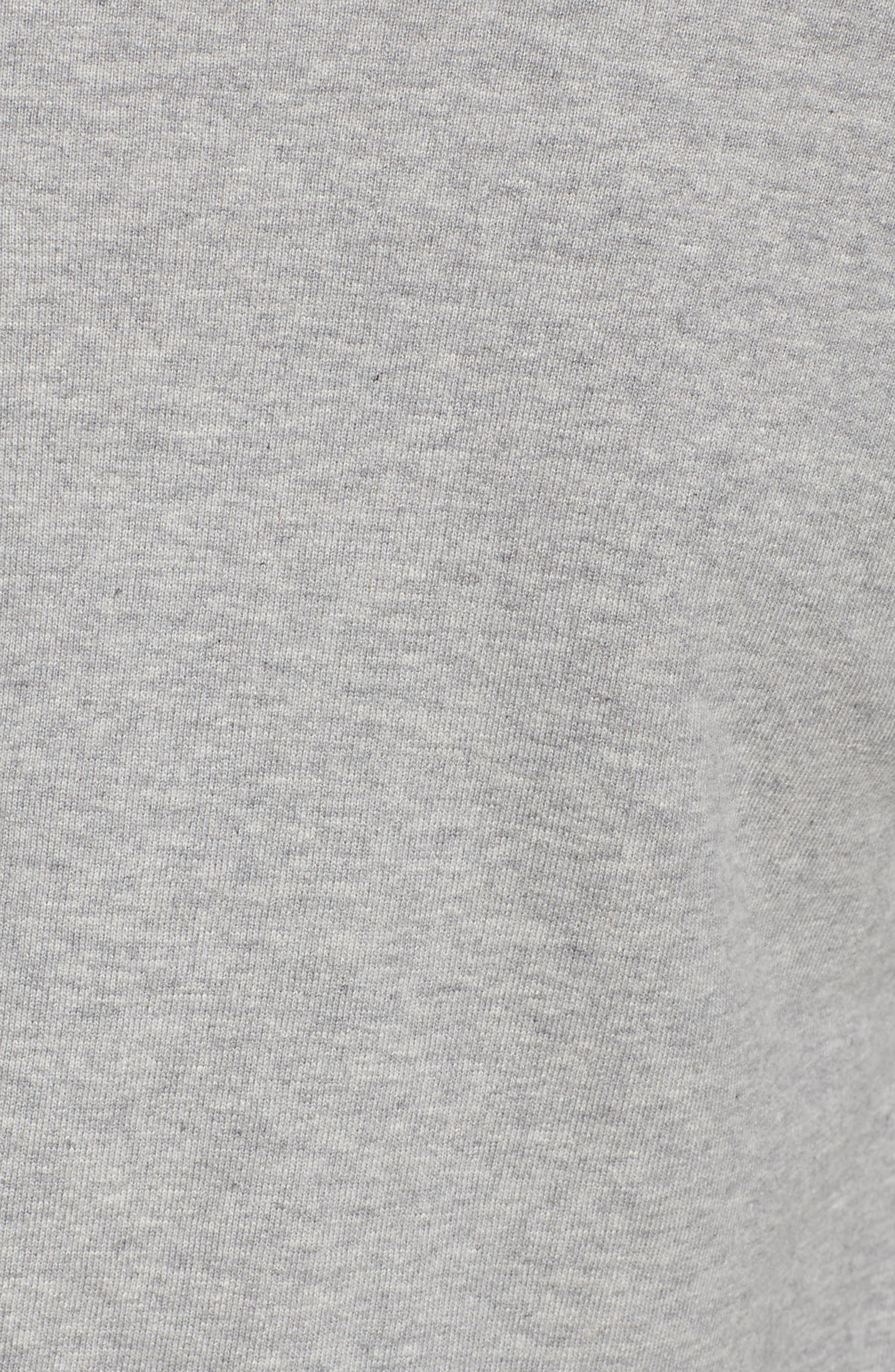NFL San Francisco 49ers Champion Sweatshirt,                             Alternate thumbnail 5, color,