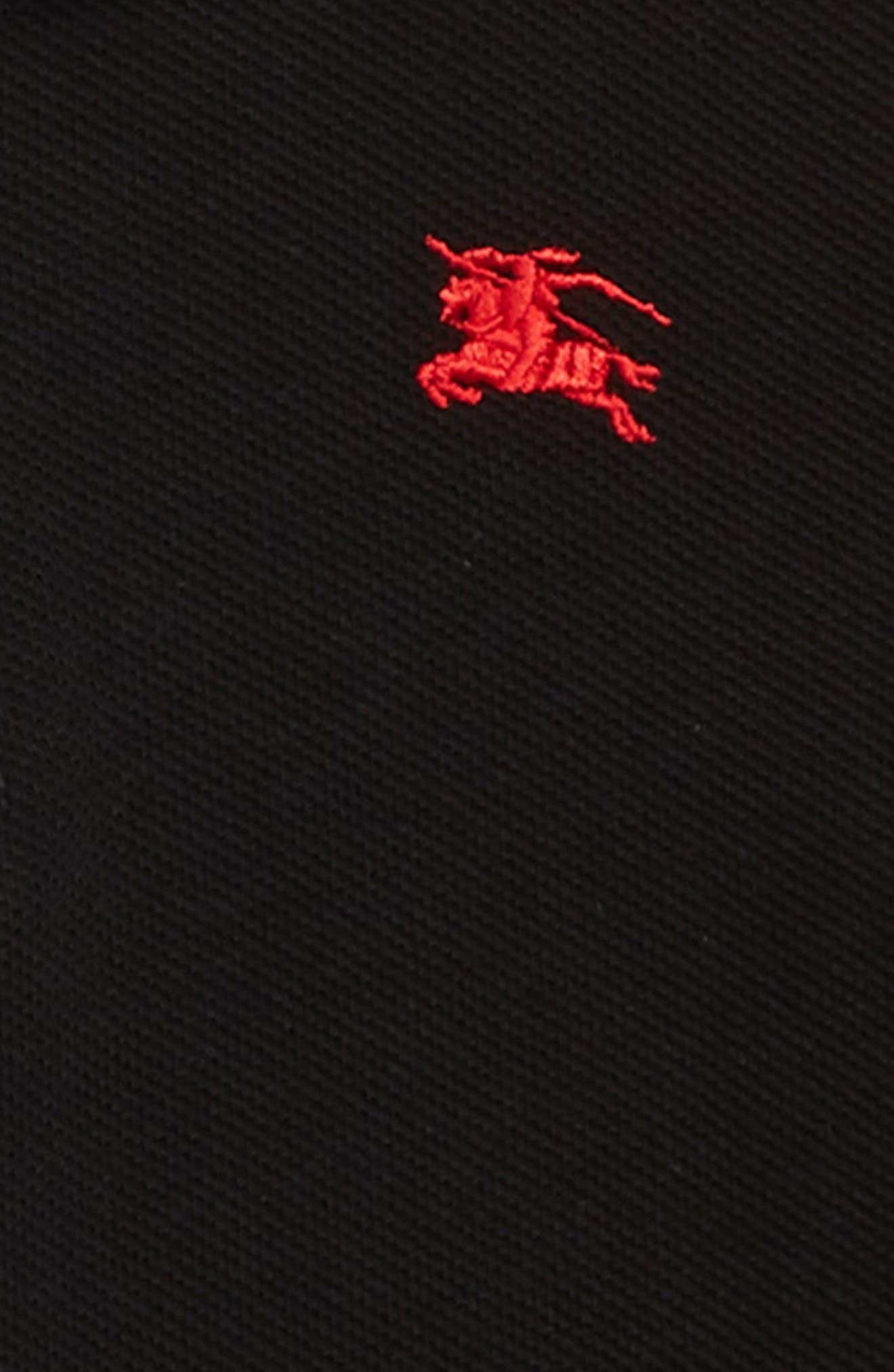 Check Placket Polo,                             Alternate thumbnail 2, color,                             001