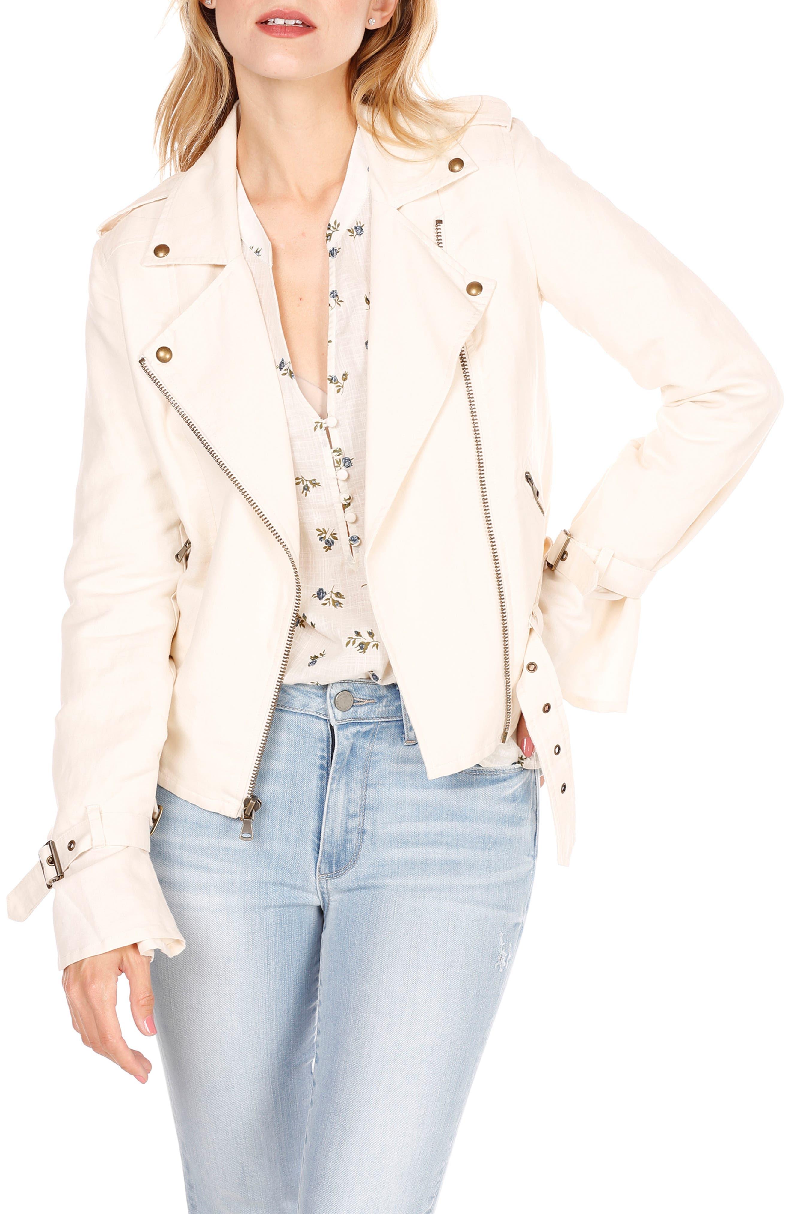 Rhoda Moto Jacket,                         Main,                         color, 651