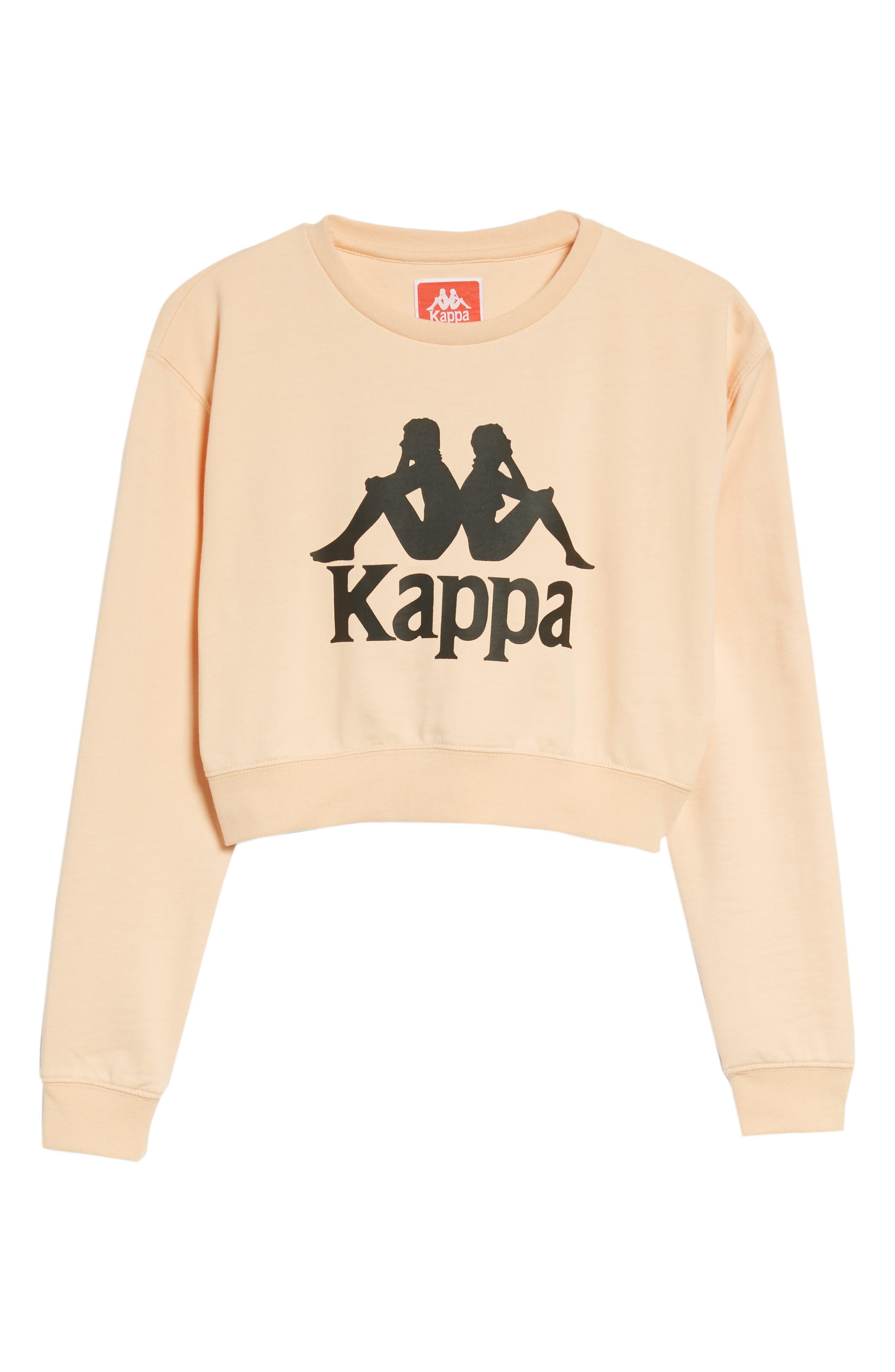 Bamm Bamm Crop Sweatshirt,                             Alternate thumbnail 24, color,