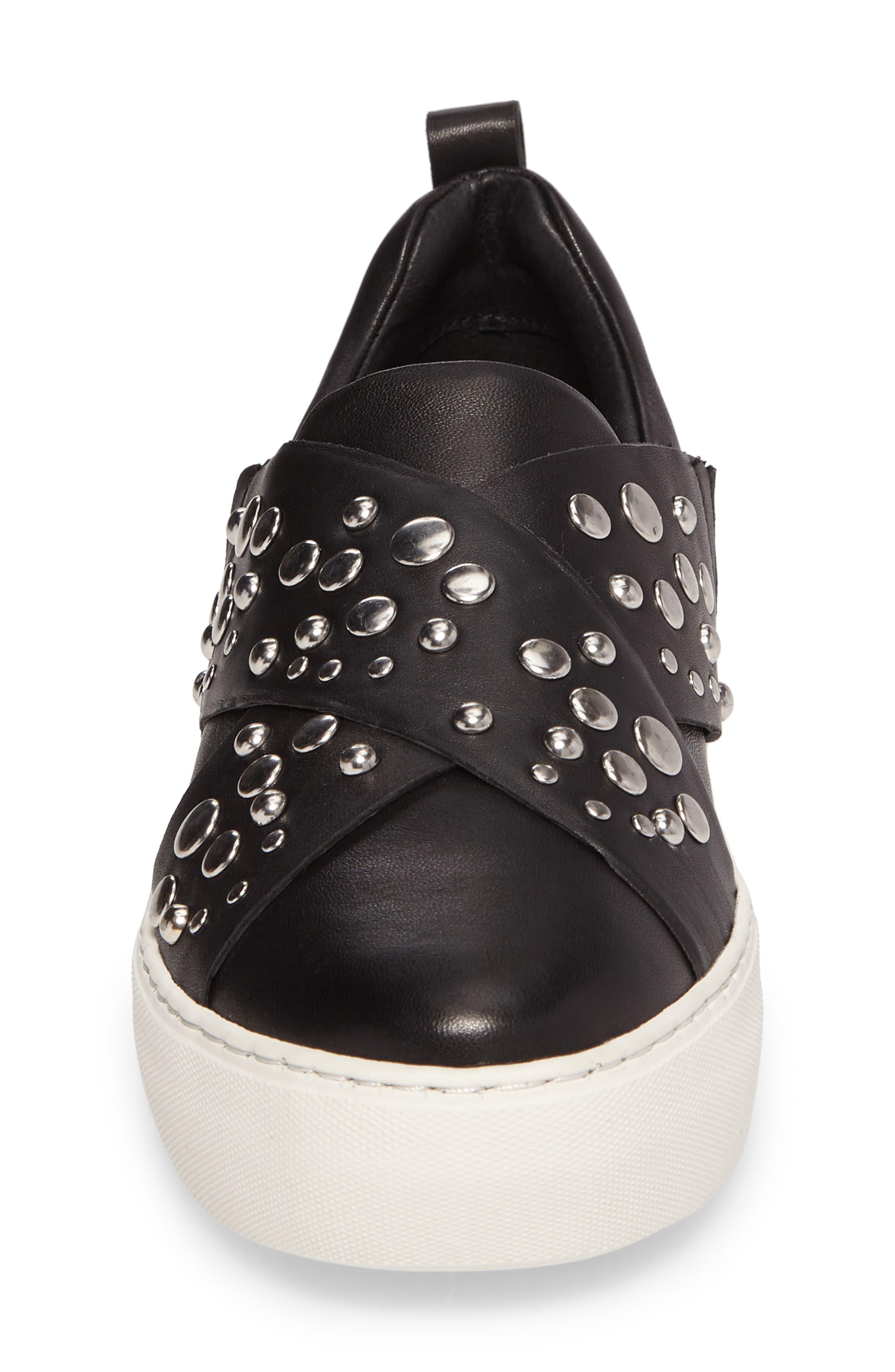Anteek Slip-On Sneaker,                             Alternate thumbnail 4, color,                             015