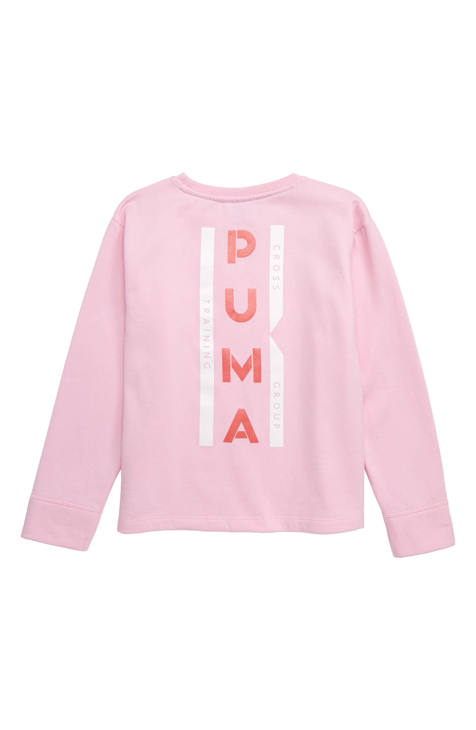 907d8efe3a0 PUMA Oversize Fleece Pullover (Big Girls)