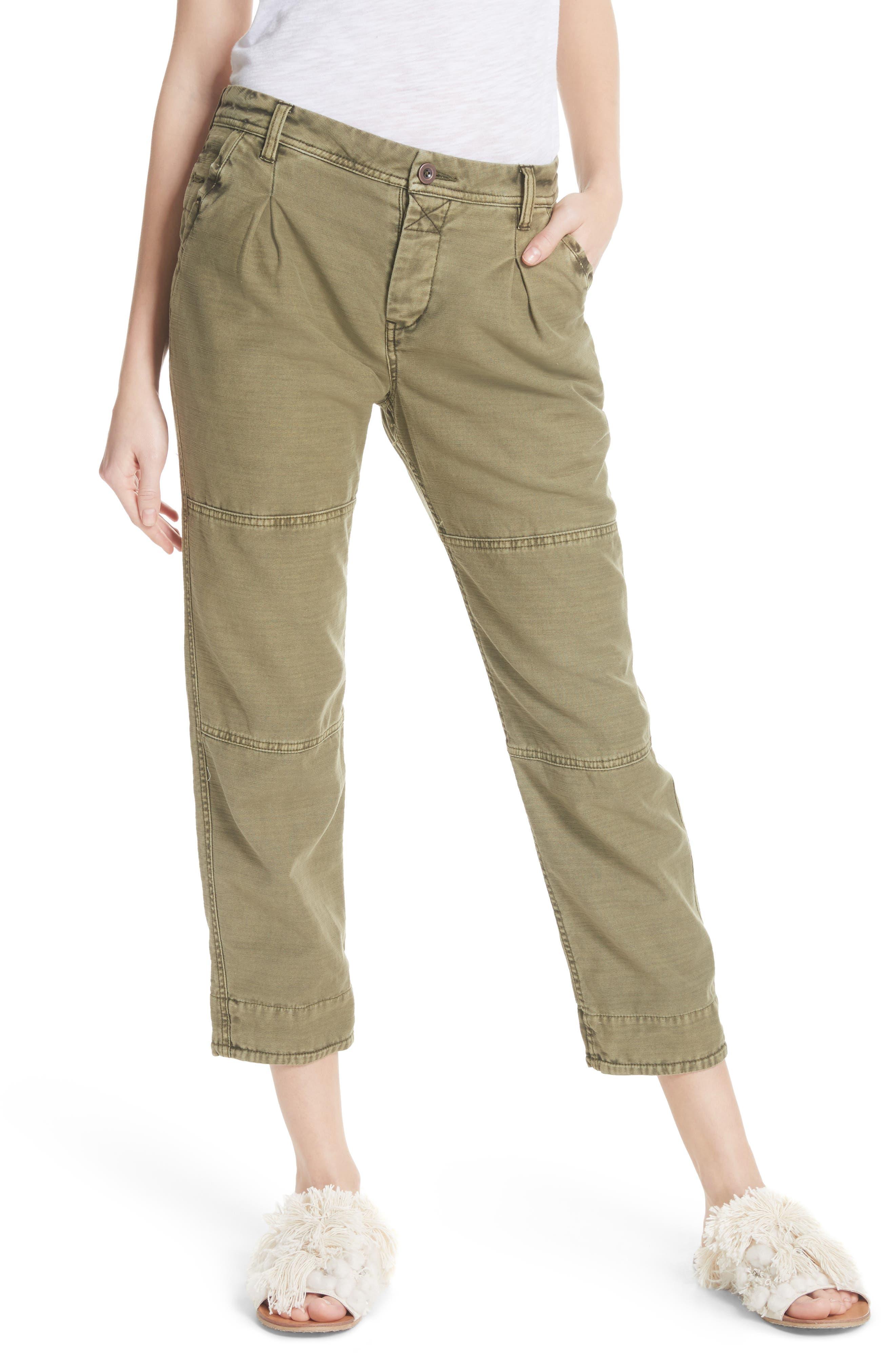 Utility Boyfriend Pants,                         Main,                         color, 303