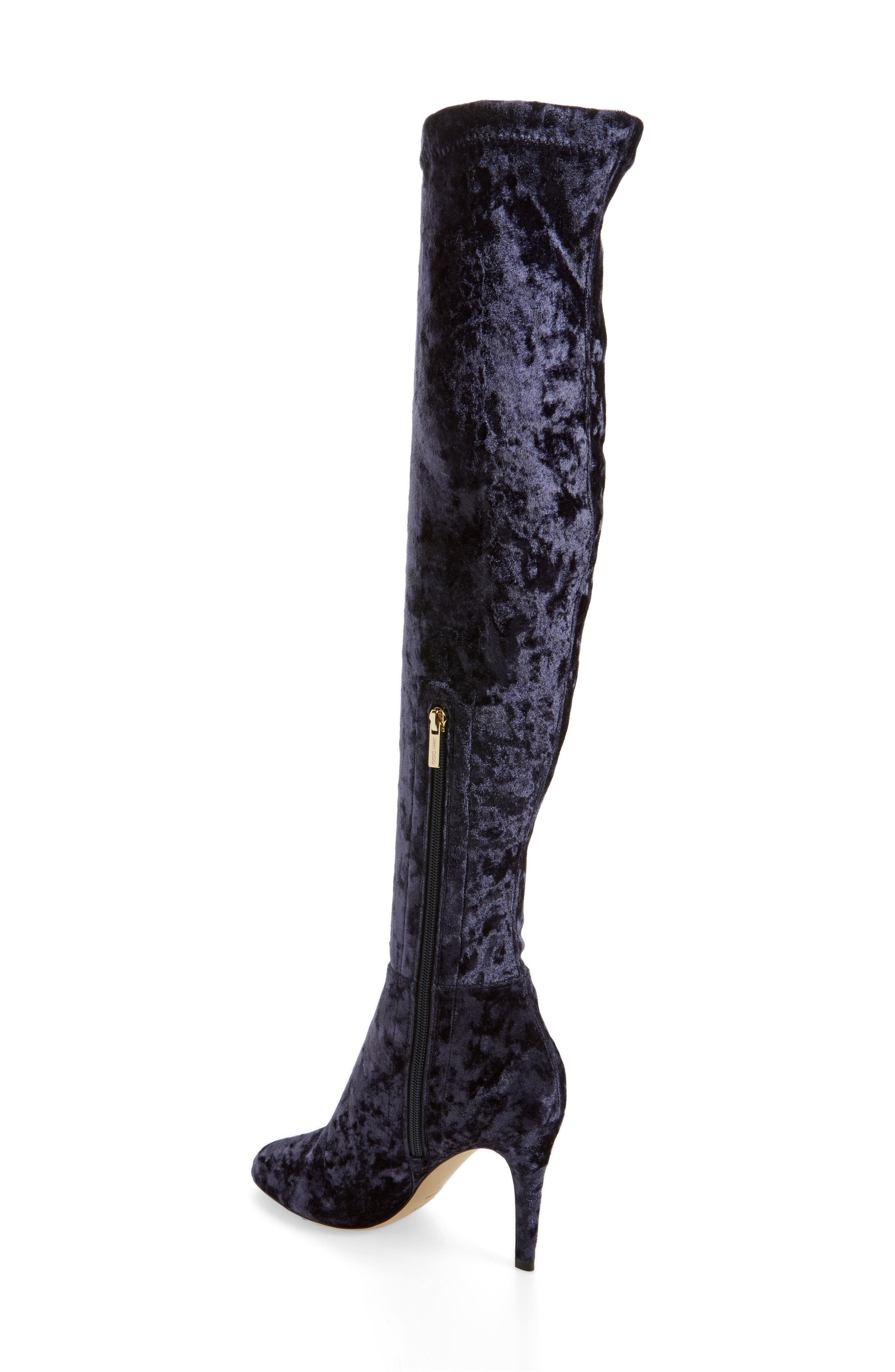 Toni Over the Knee Boot,                             Alternate thumbnail 2, color,