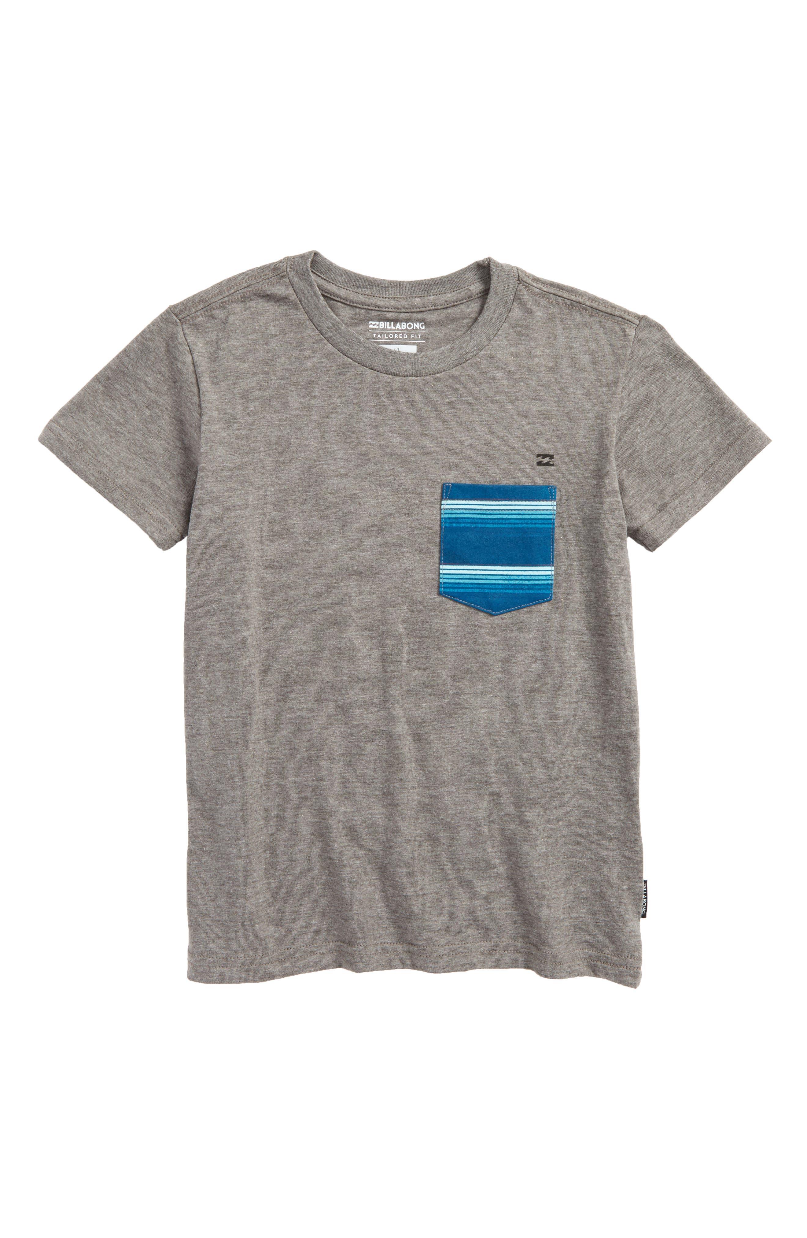 Team Pocket T-Shirt,                         Main,                         color, 025