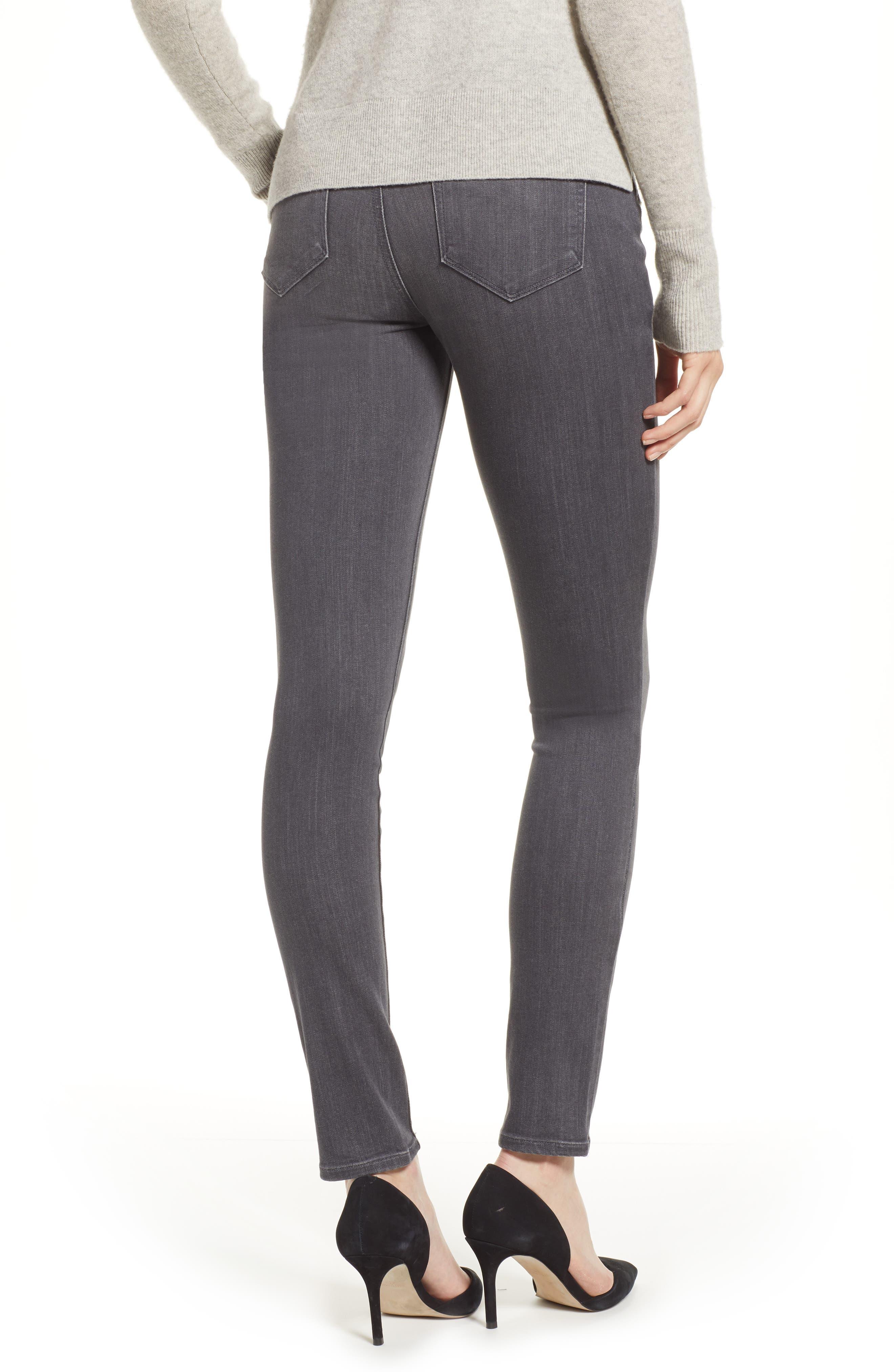 Transcend - Verdugo Maternity Skinny Jeans,                             Alternate thumbnail 2, color,                             GREY PEAKS