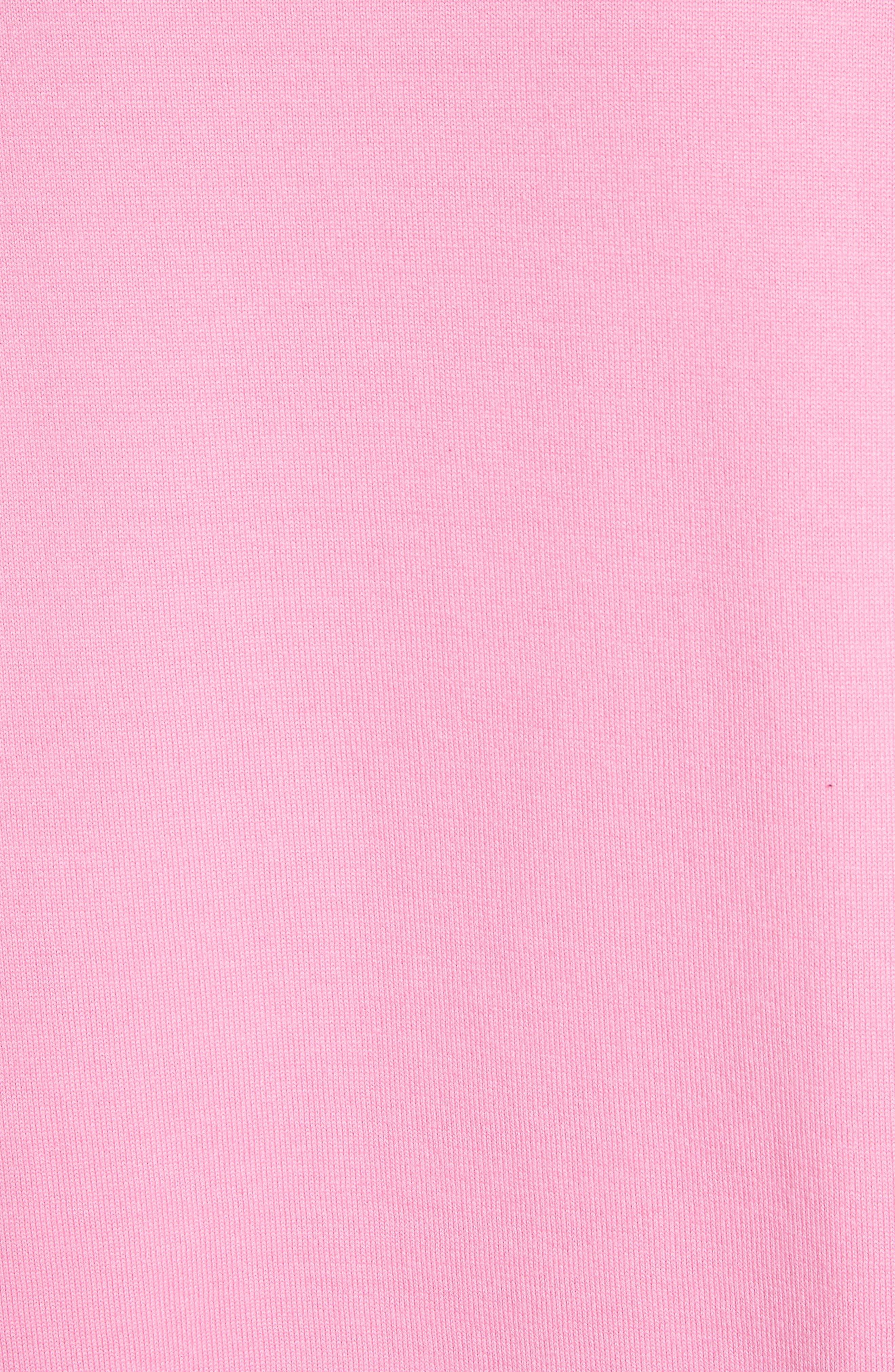 Scarf Hem Sweater,                             Alternate thumbnail 5, color,
