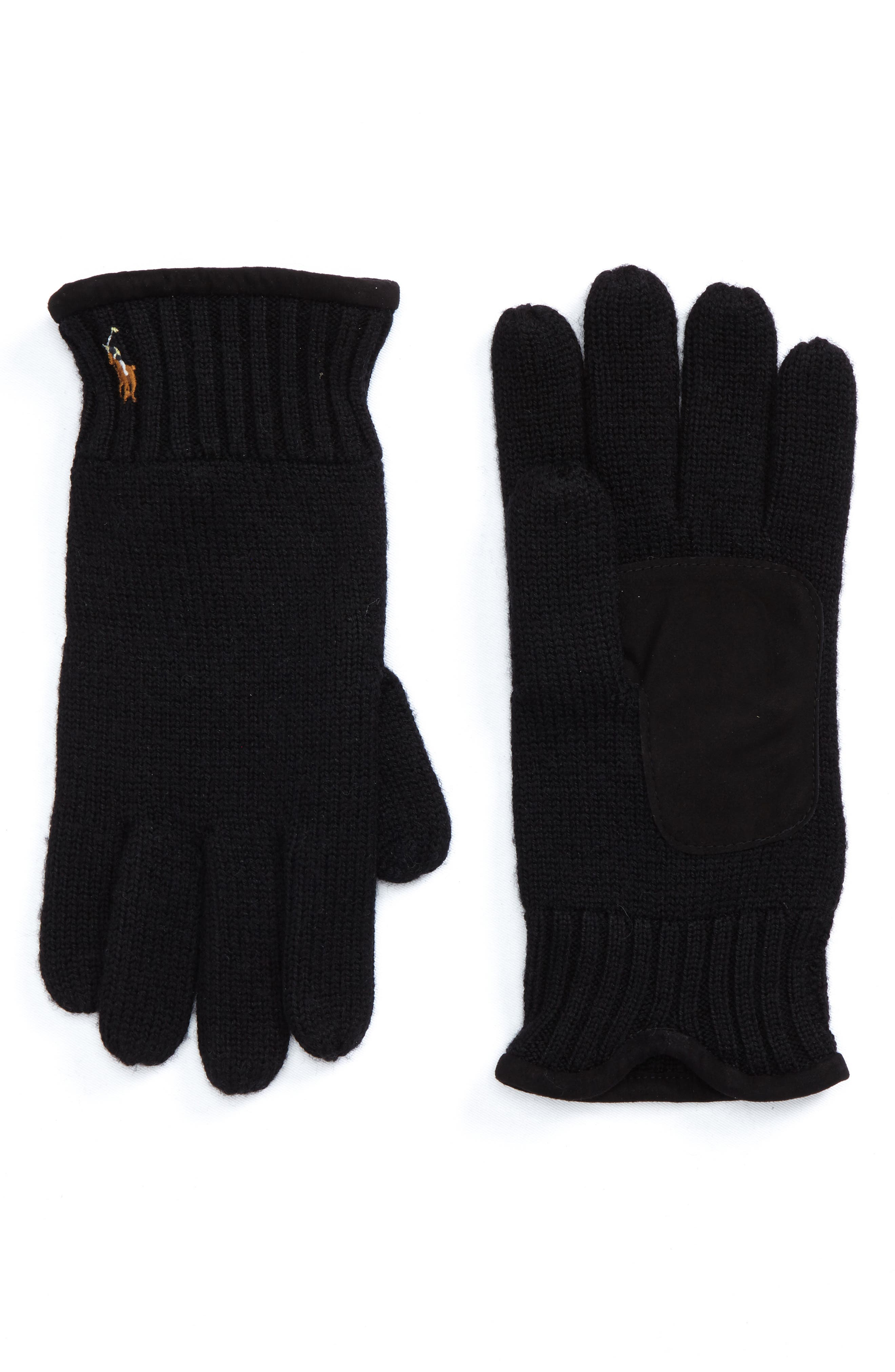 Classic Luxe Merino Wool Gloves,                             Main thumbnail 1, color,