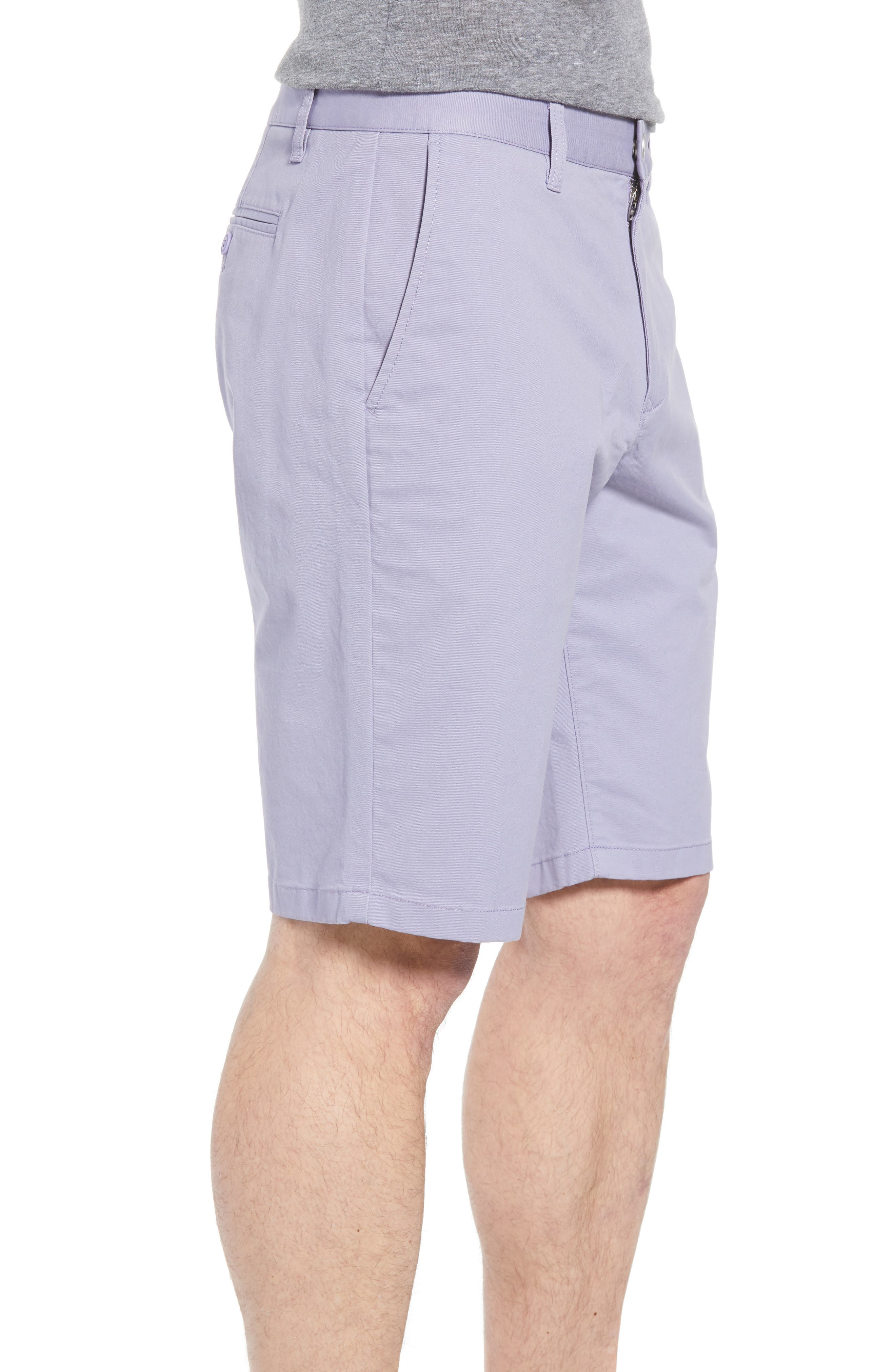 Stretch Washed Chino 11-Inch Shorts,                             Alternate thumbnail 52, color,